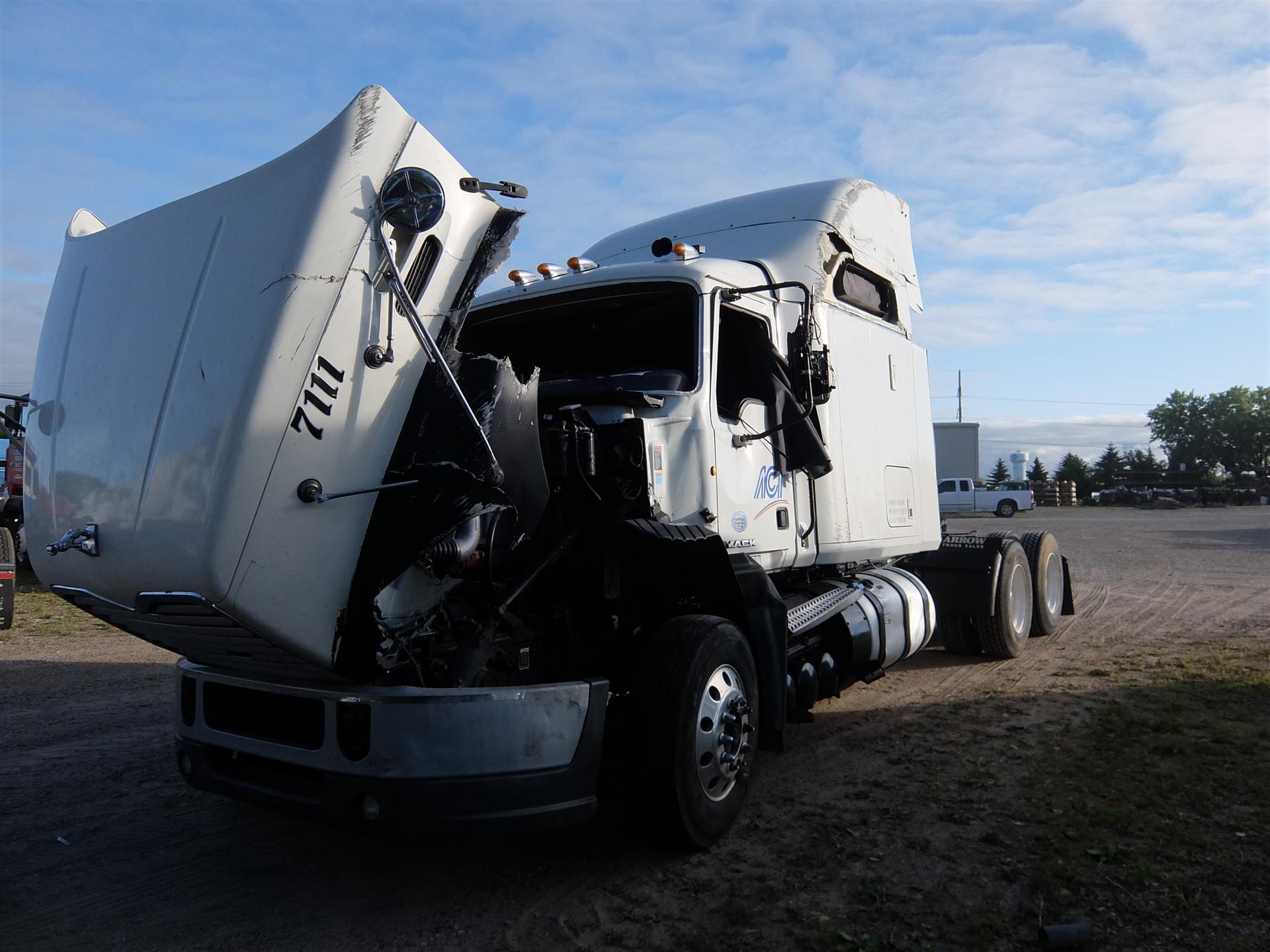 2011 Mack CXU613 for sale-59067124
