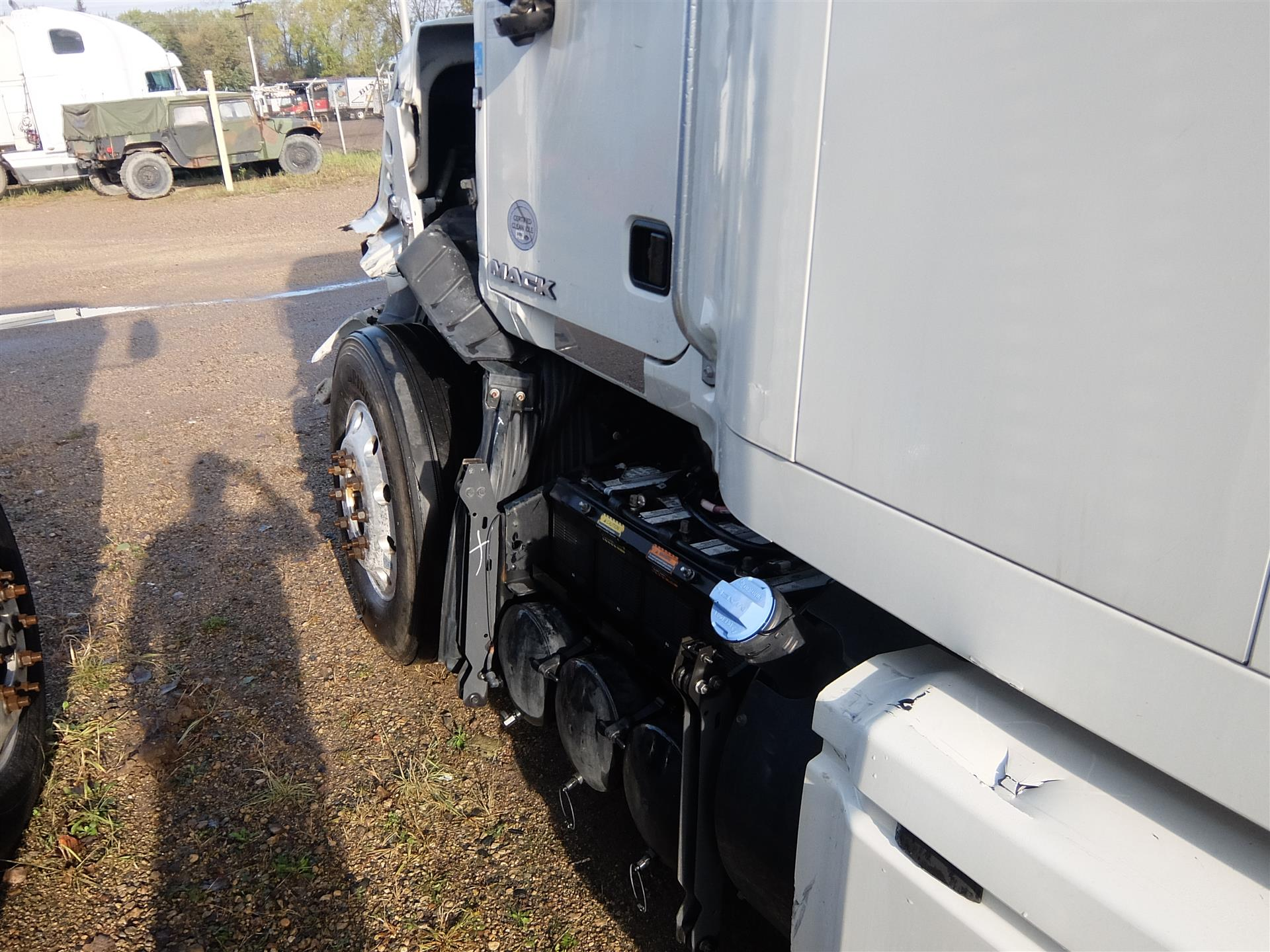 2016 Mack CXU613 for sale-59137985