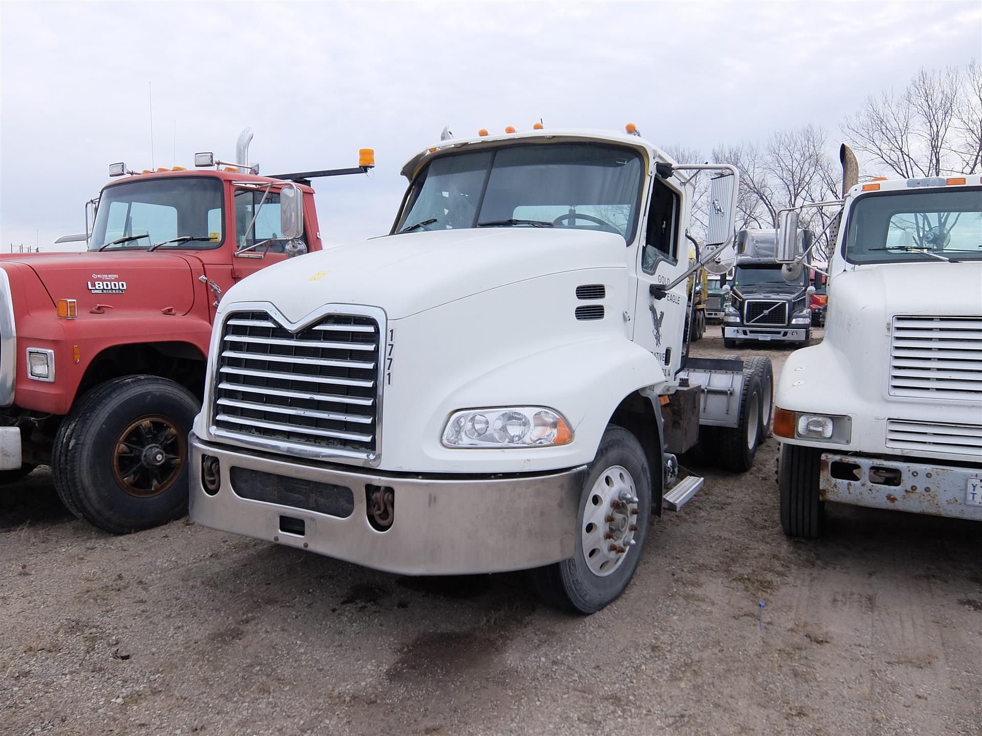 2008 Mack CXU613 for sale-59067183
