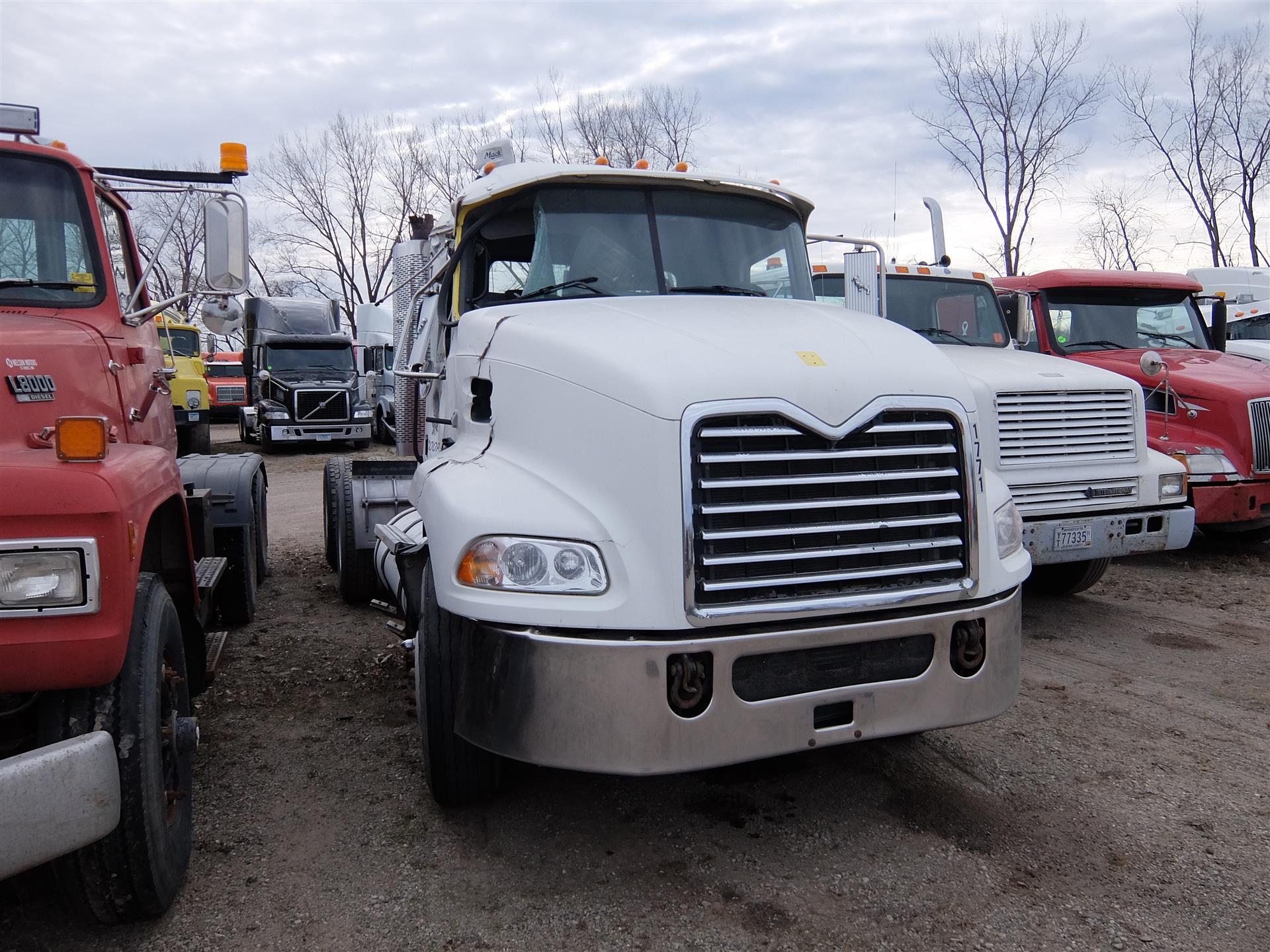 2008 Mack CXU613 for sale-59181507
