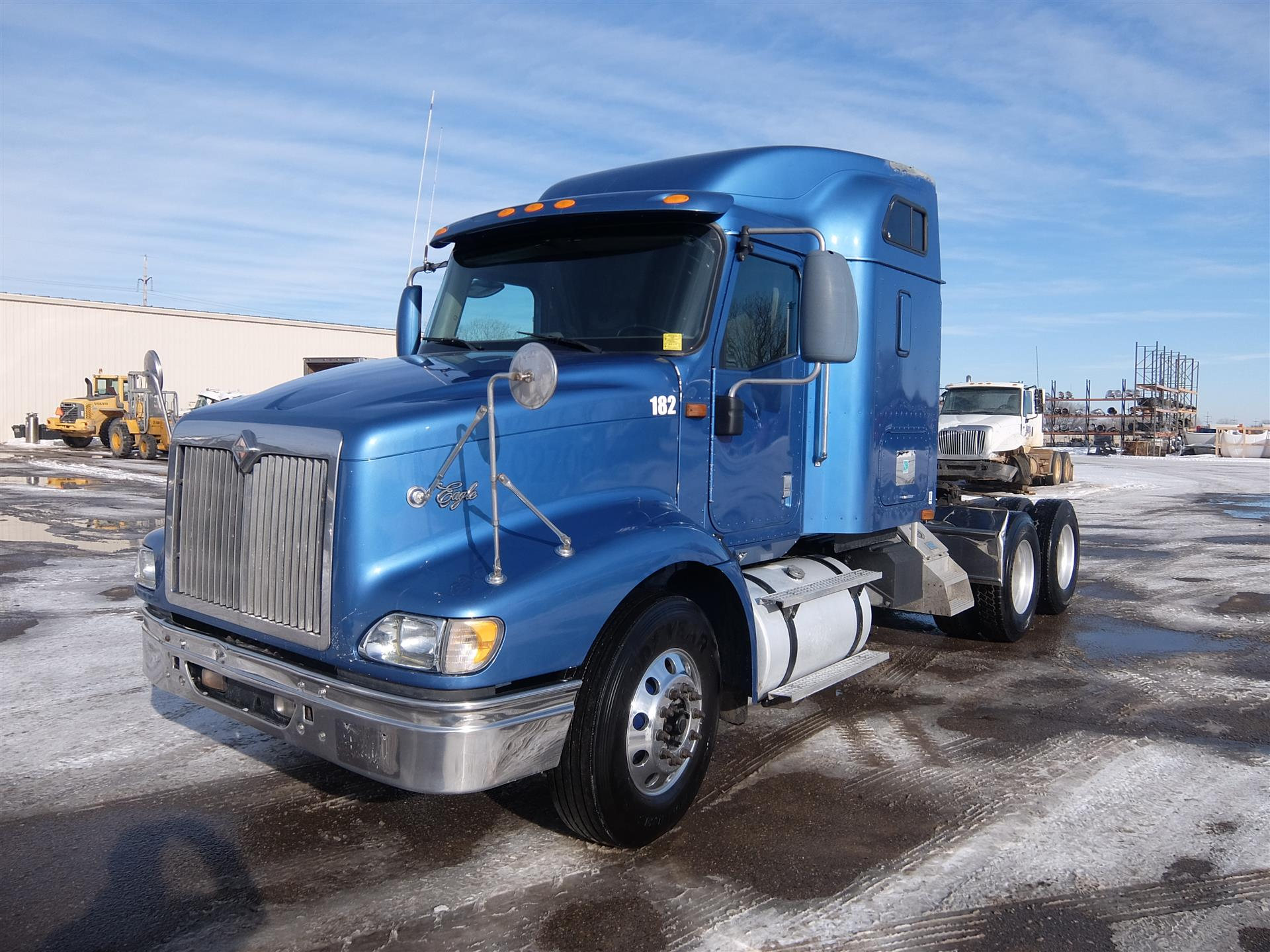 2007 International 9200i for sale-55679081