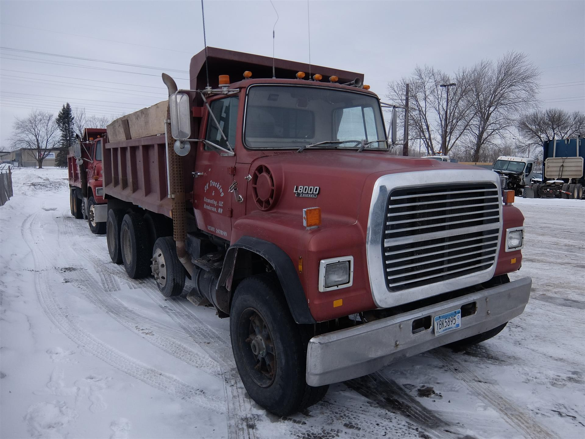 1989 Ford L8000 for sale-59108216
