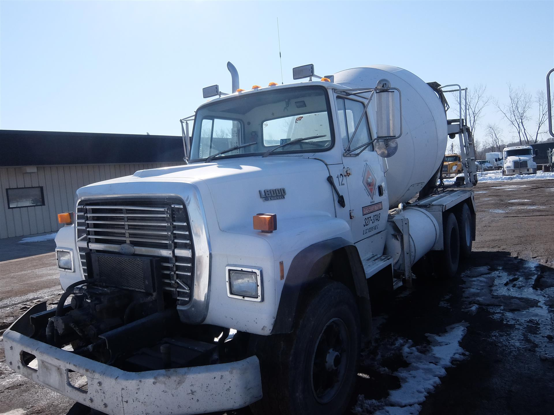 1994 Ford L8000 for sale-59138057