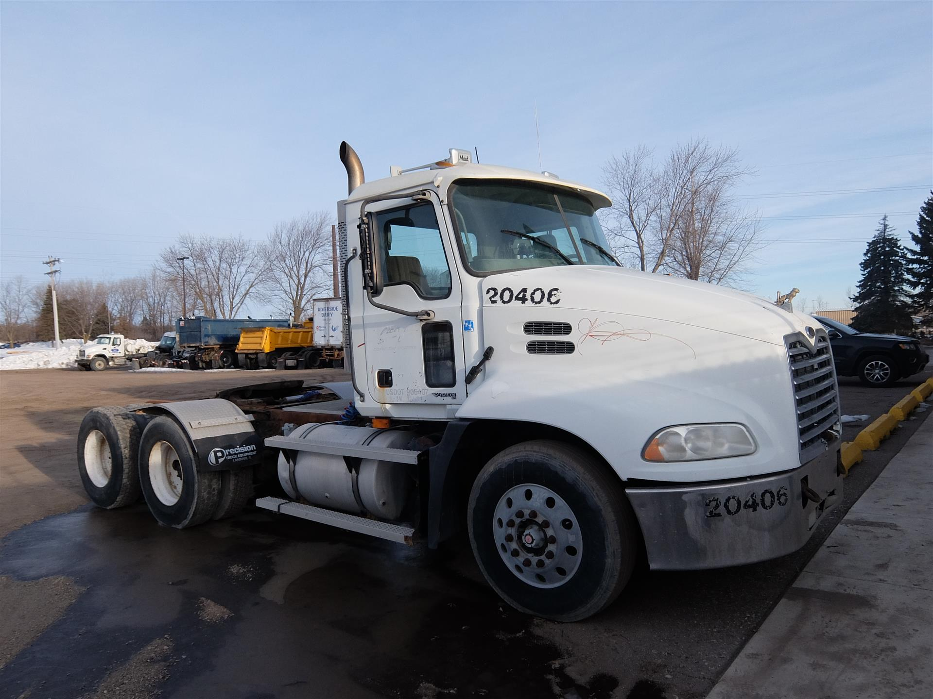 2004 Mack cx613 for sale-59067291
