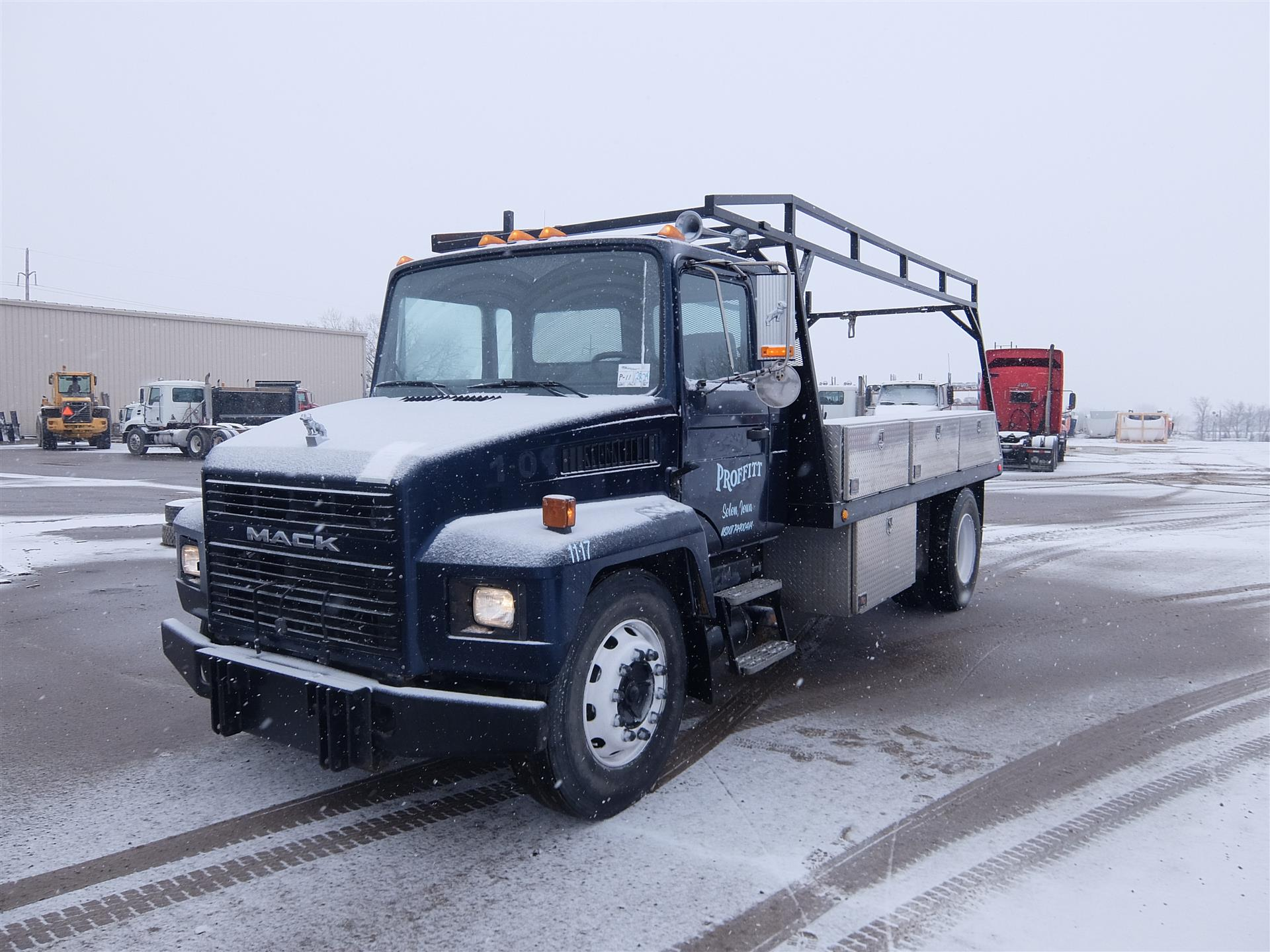 2000 Mack cs200p for sale-59138076