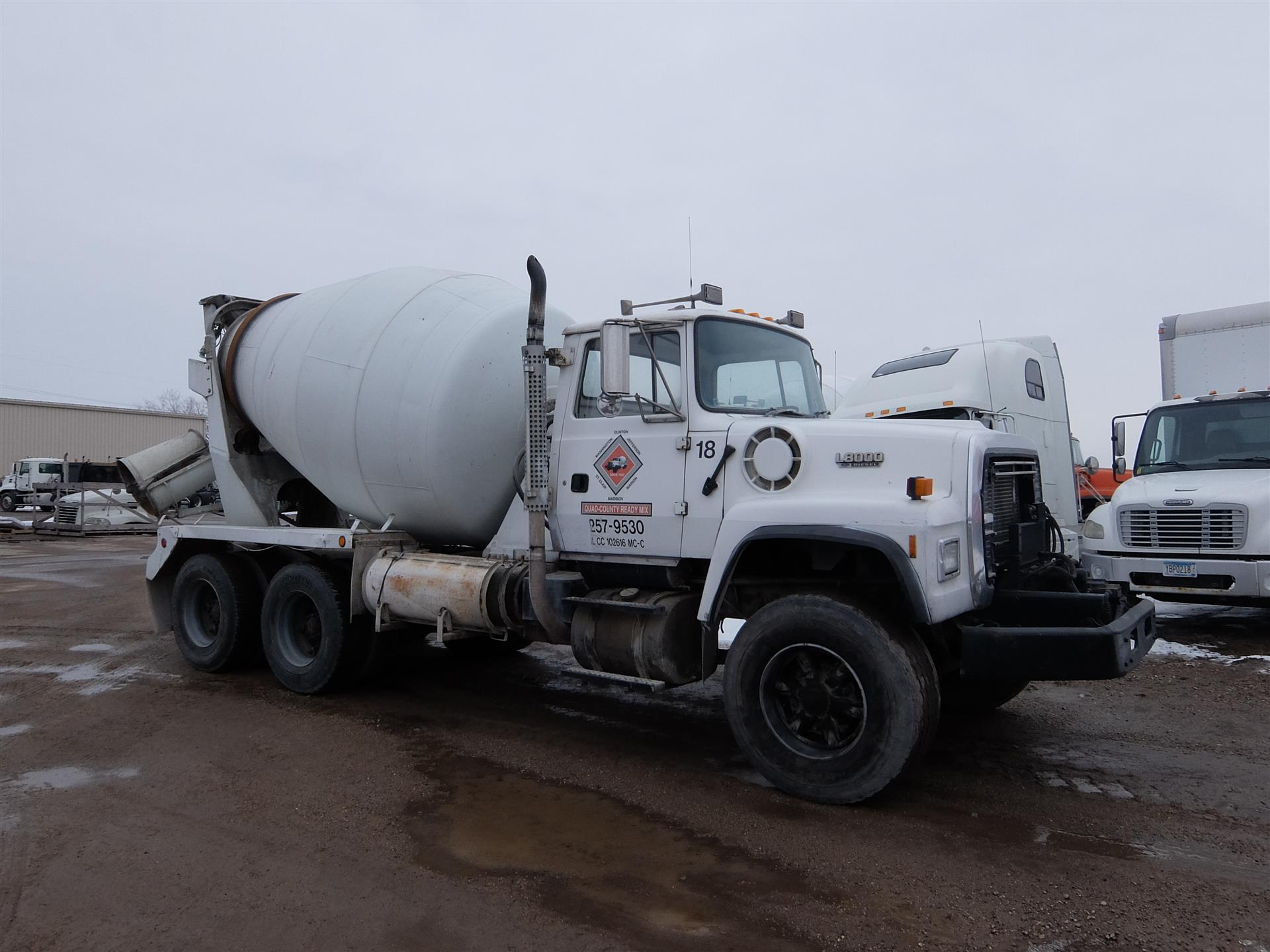 1994 Ford L8000 for sale-59138080