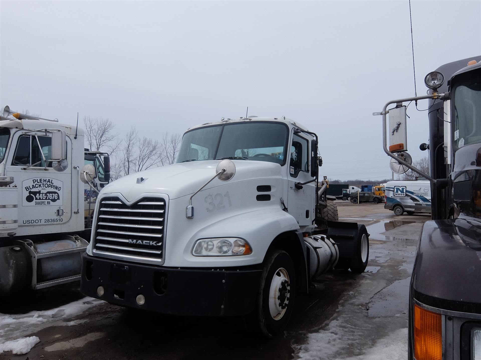 2007 Mack CXP613 for sale-59067394
