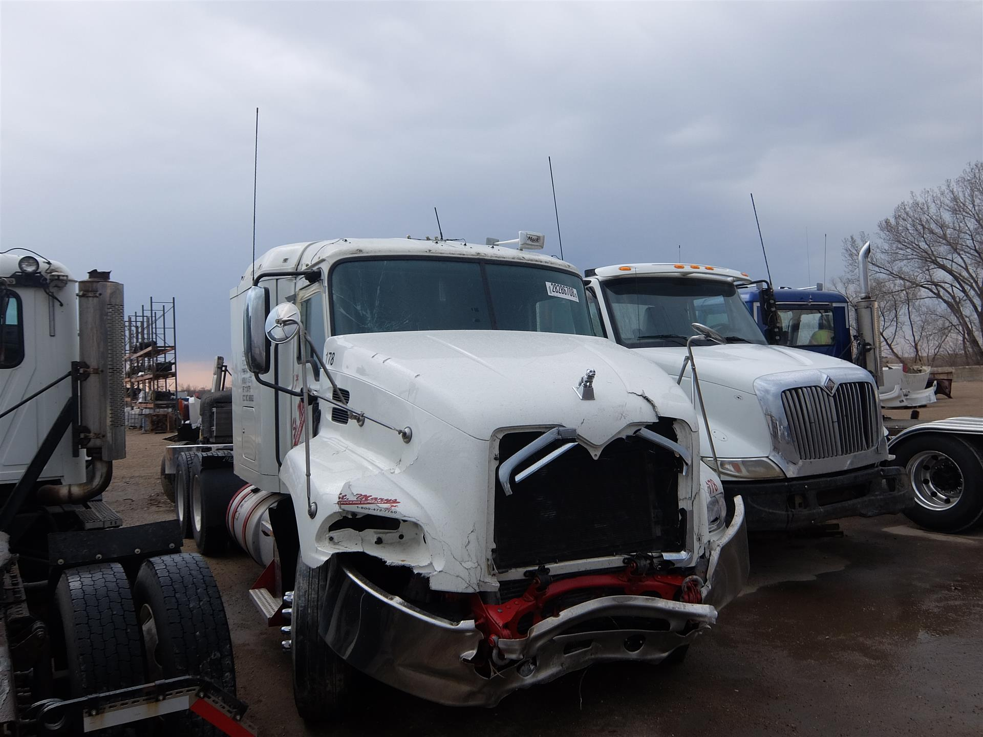 2014 Mack CXU613 for sale-59138138