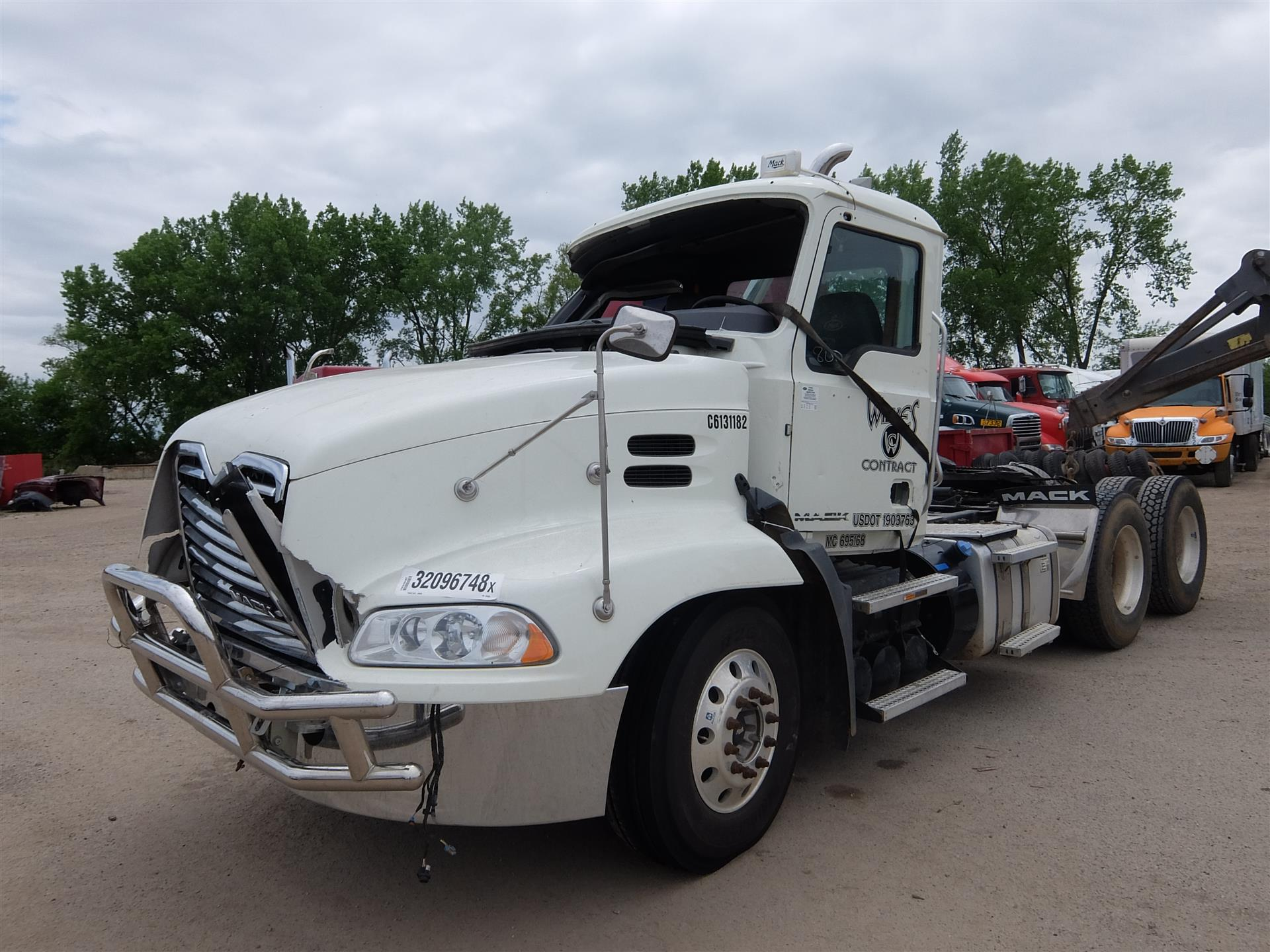 2016 Mack CXU613 for sale-59139806
