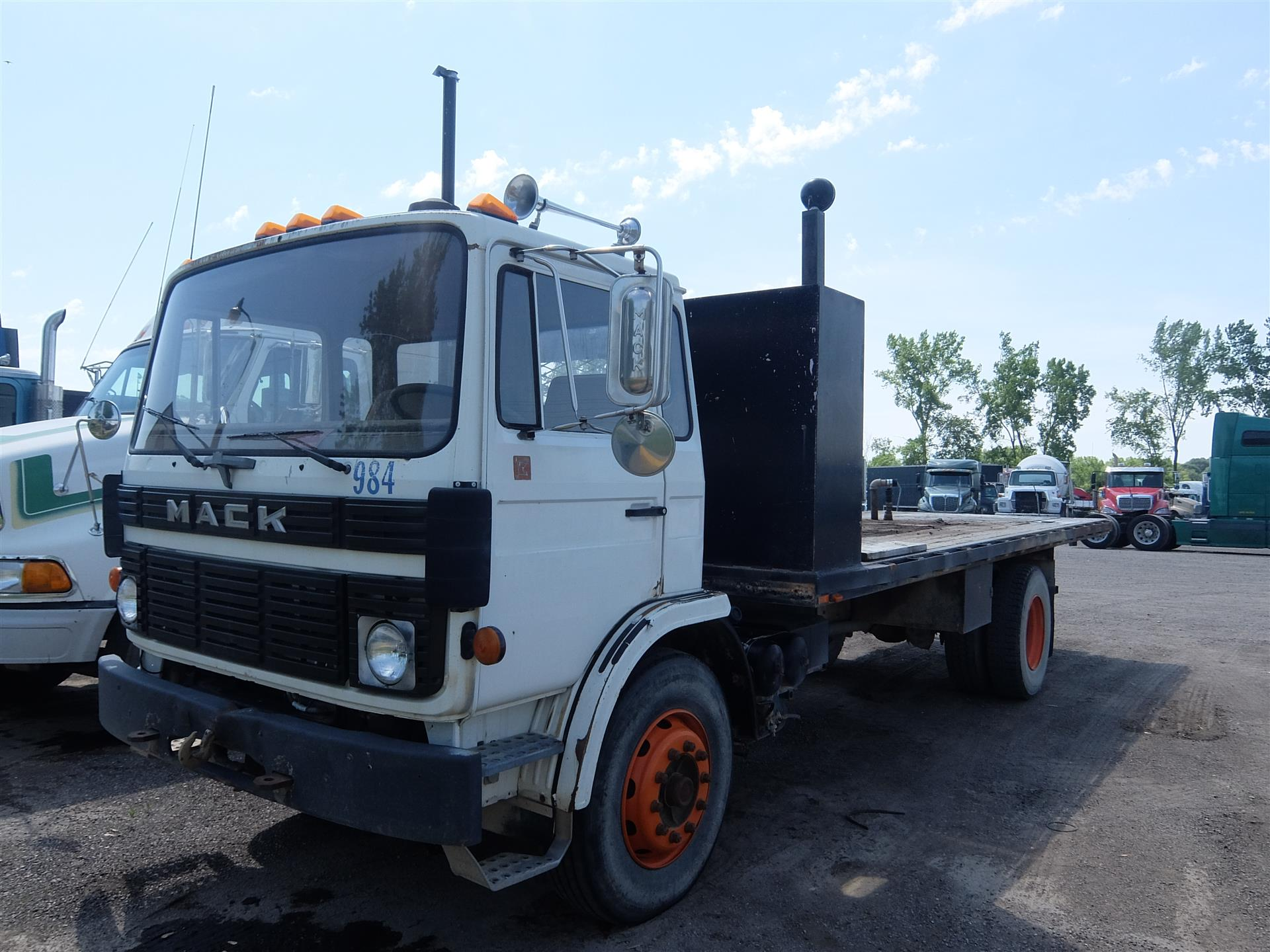 1988 Mack ms200p for sale-59067514