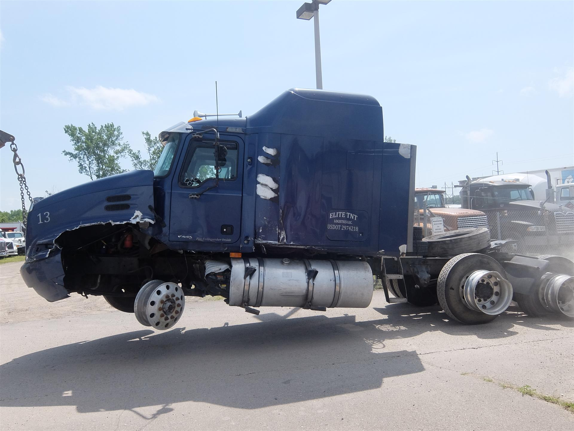 2005 Mack cx613 for sale-59206542