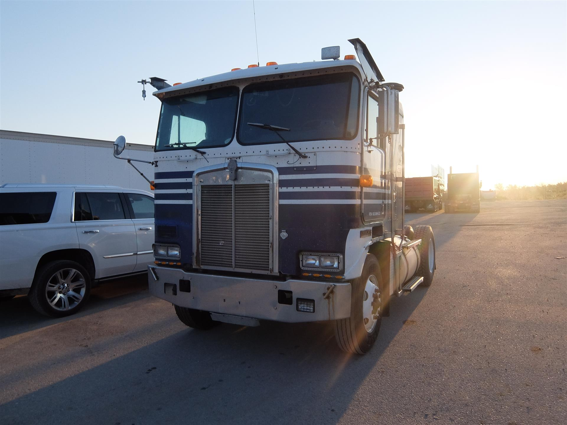 1994 Kenworth cab over for sale-59067780