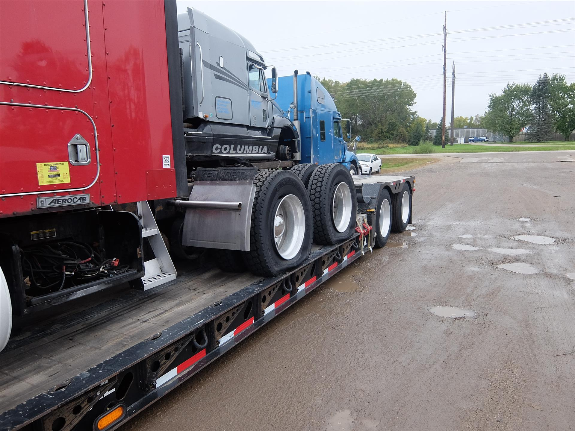 2007 Kenworth T600 for sale-59085047