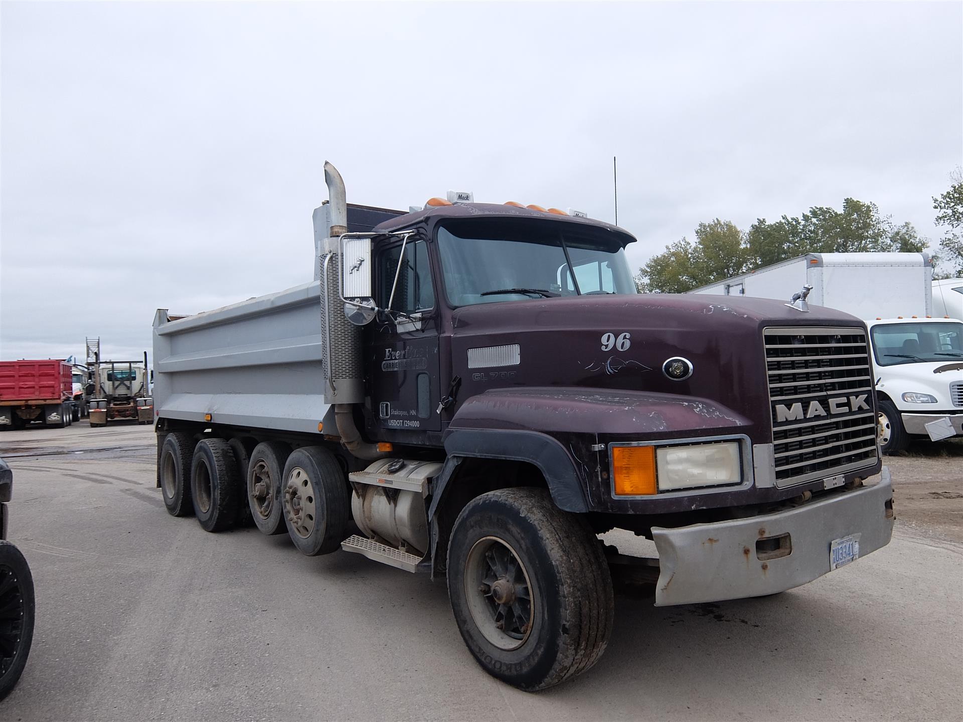 1993 Mack CL713 for sale-59108667
