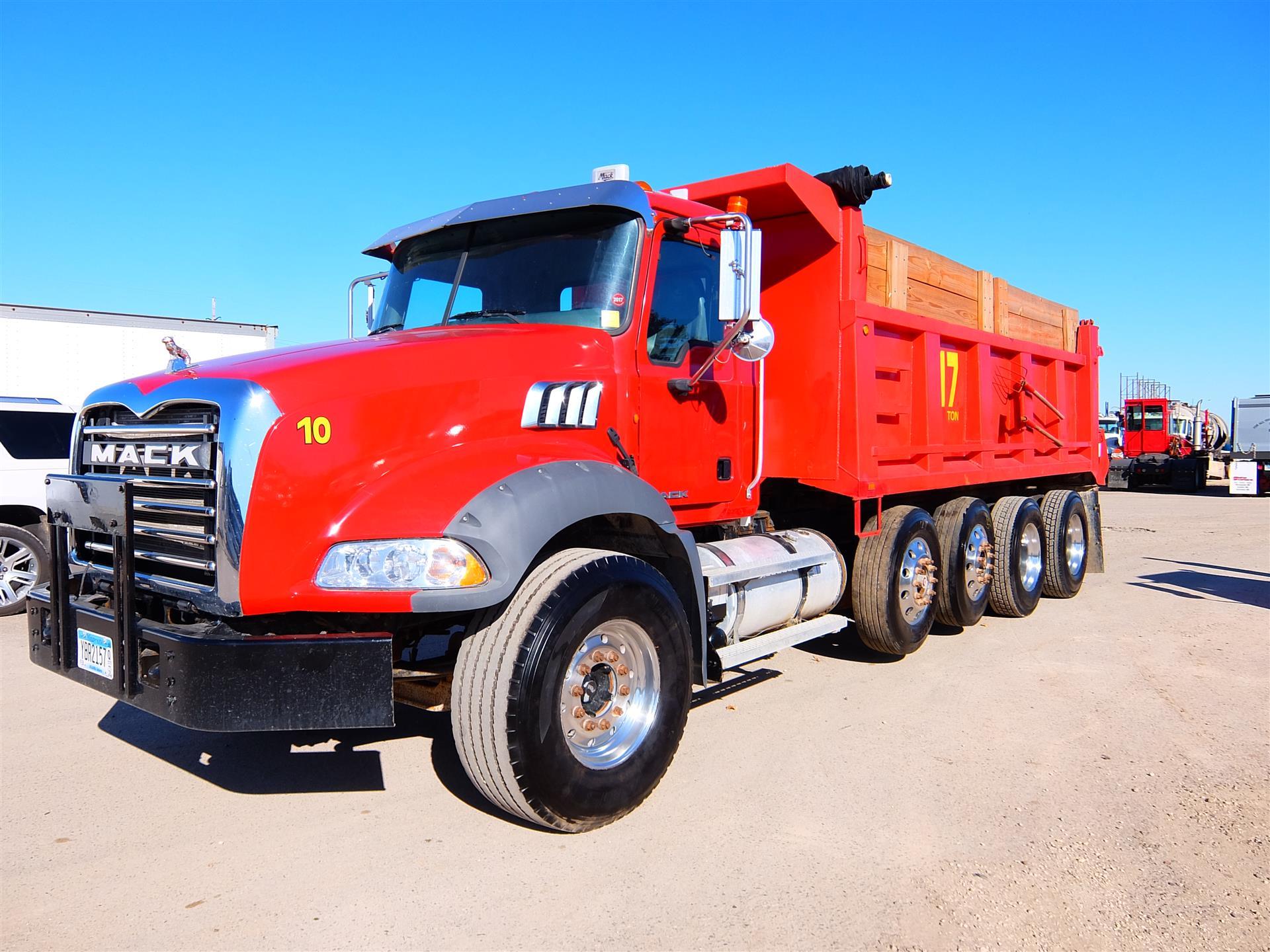 2008 Mack GU813 for sale-59084931