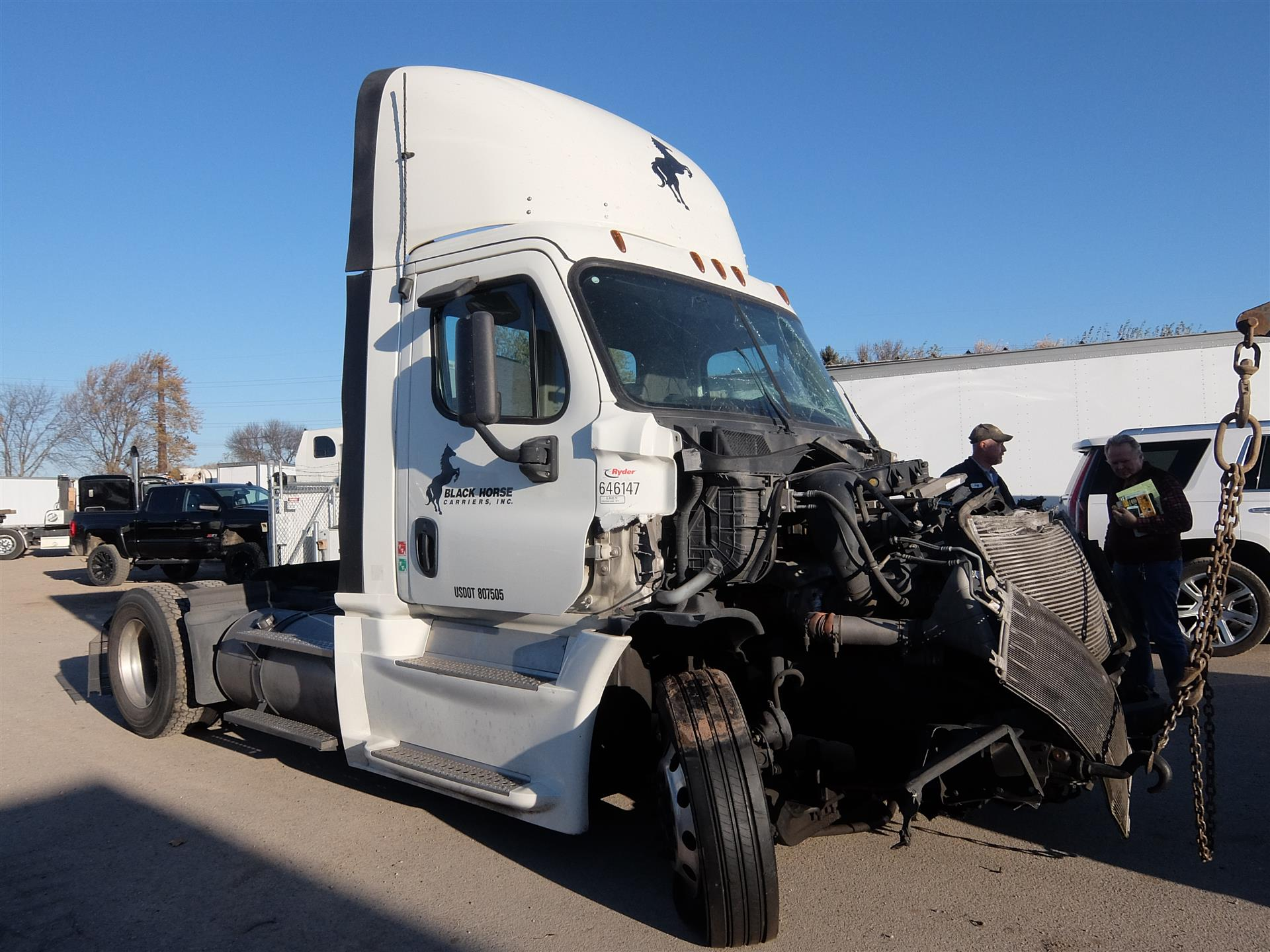 2016 Freightliner Cascadia for sale-59138522