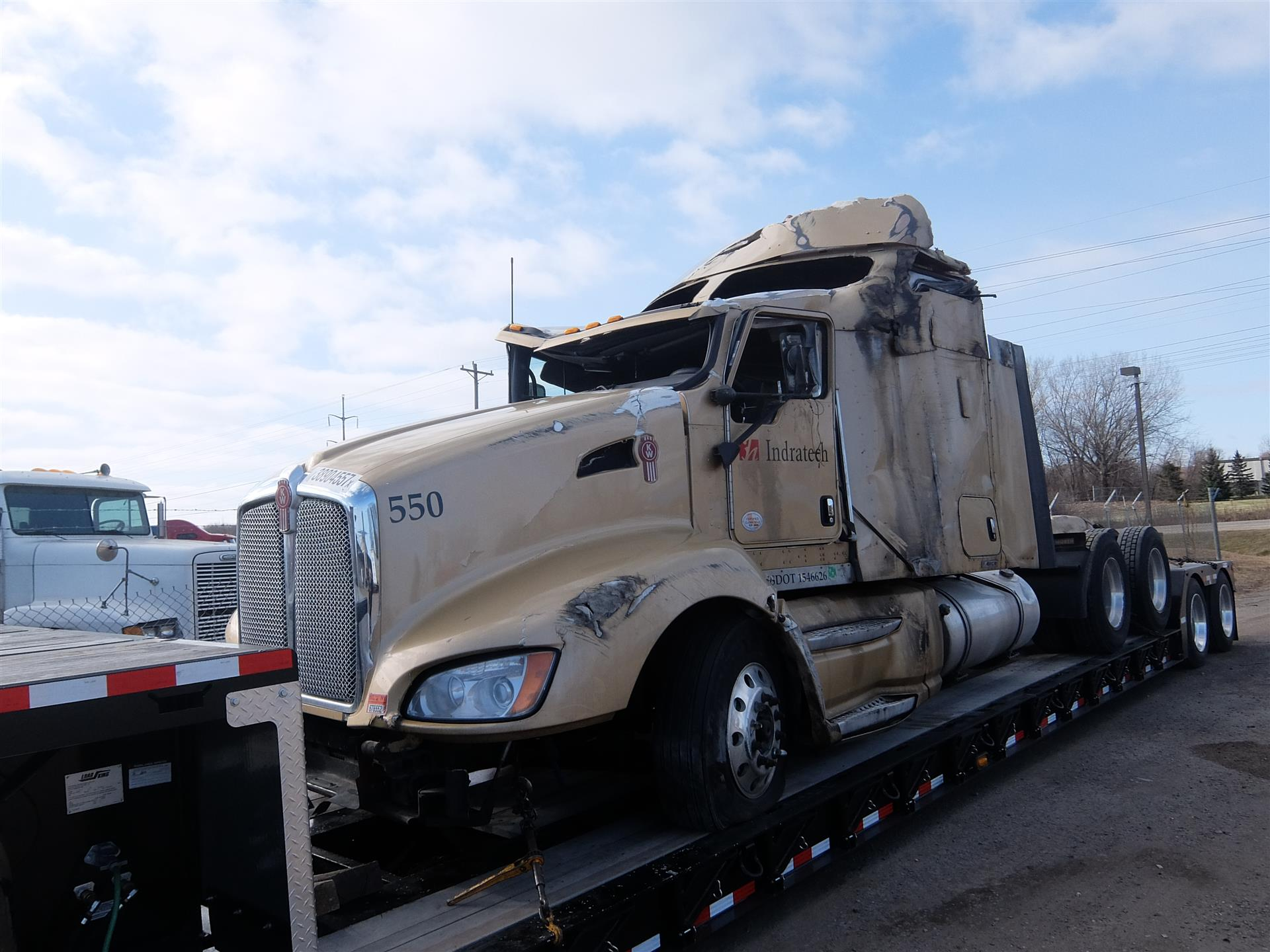 2012 Kenworth T660 for sale-59108733