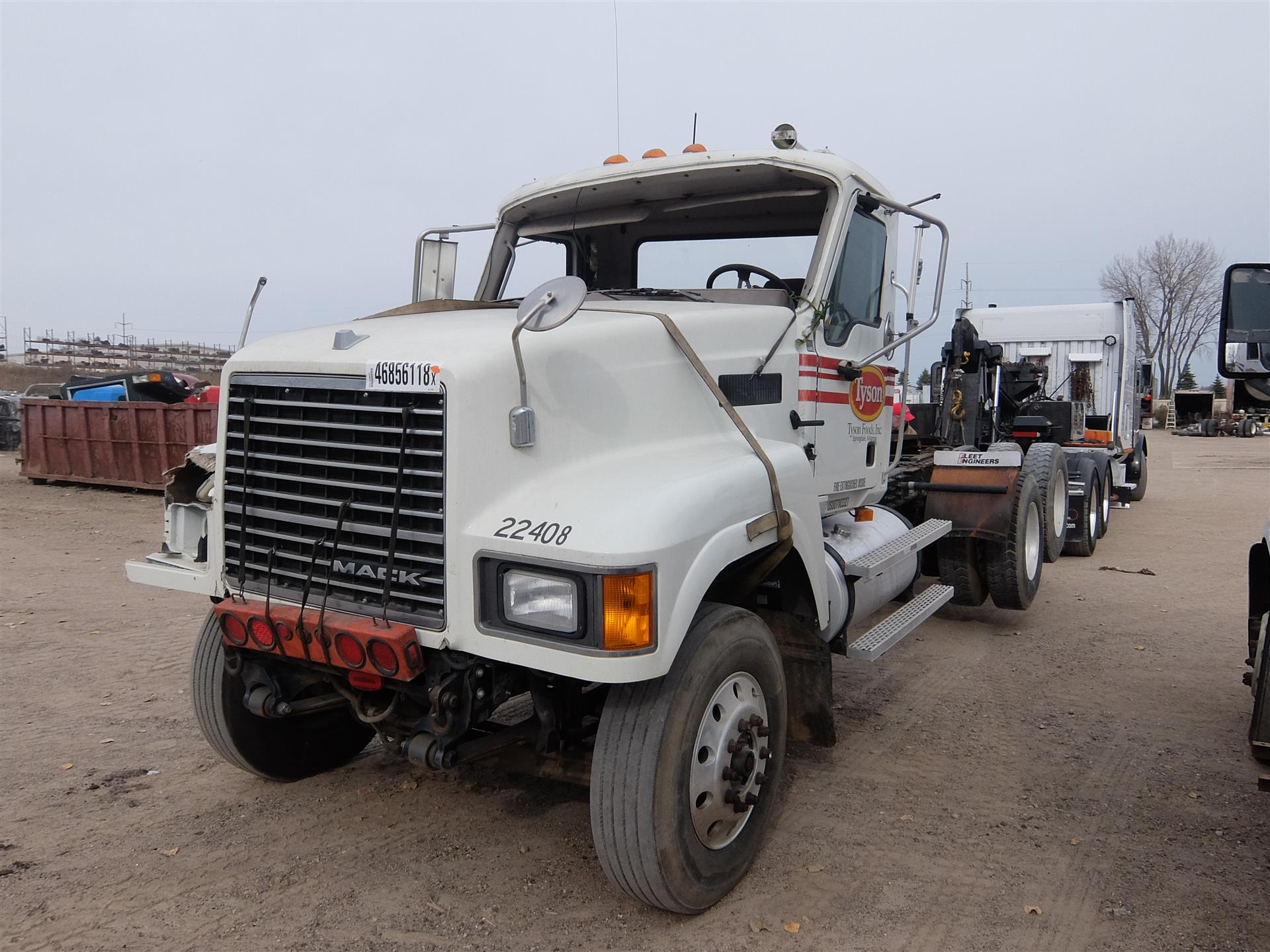 2007 Mack chn613 for sale-59085162