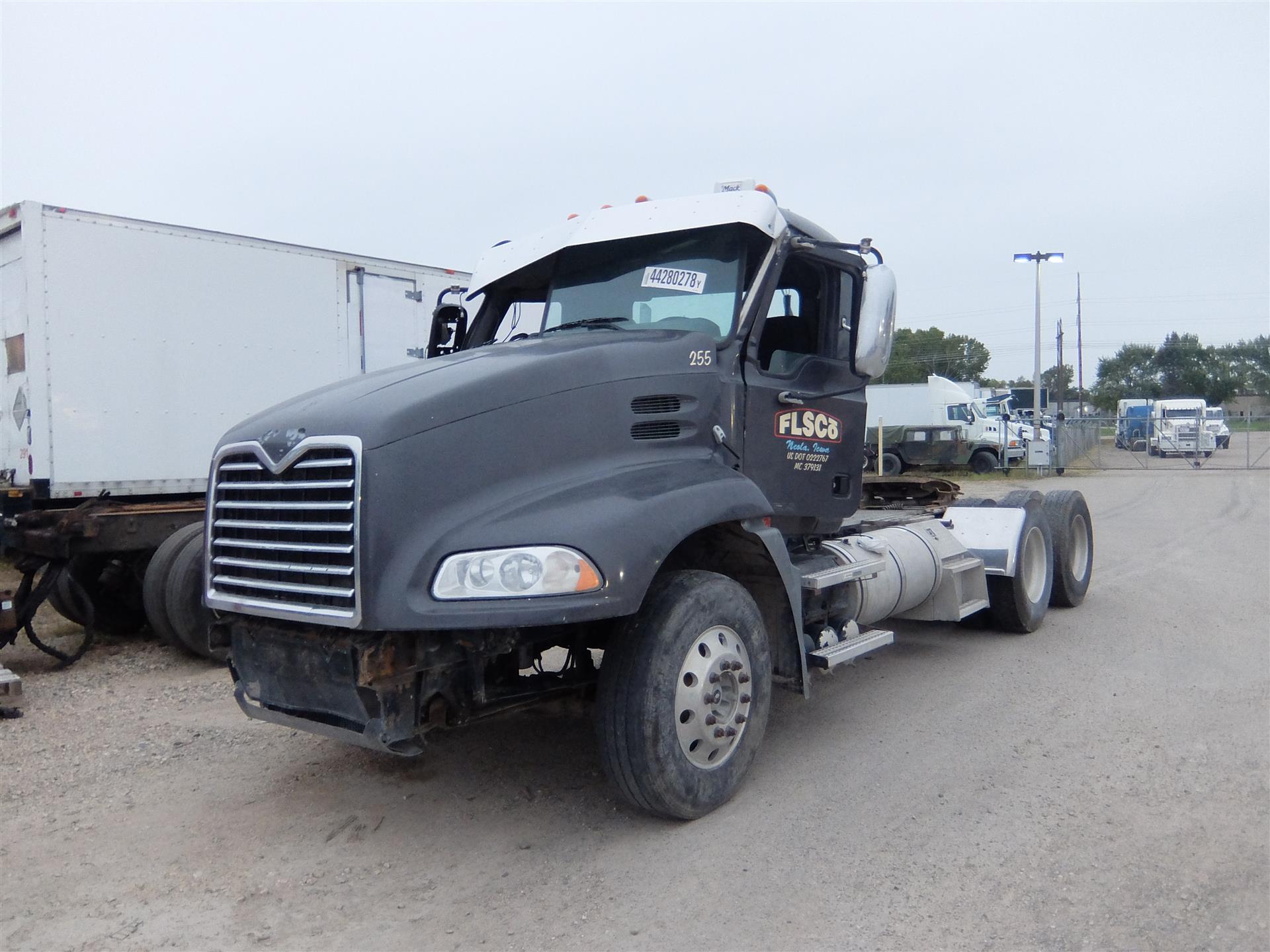 2008 Mack CXU613 for sale-59138545