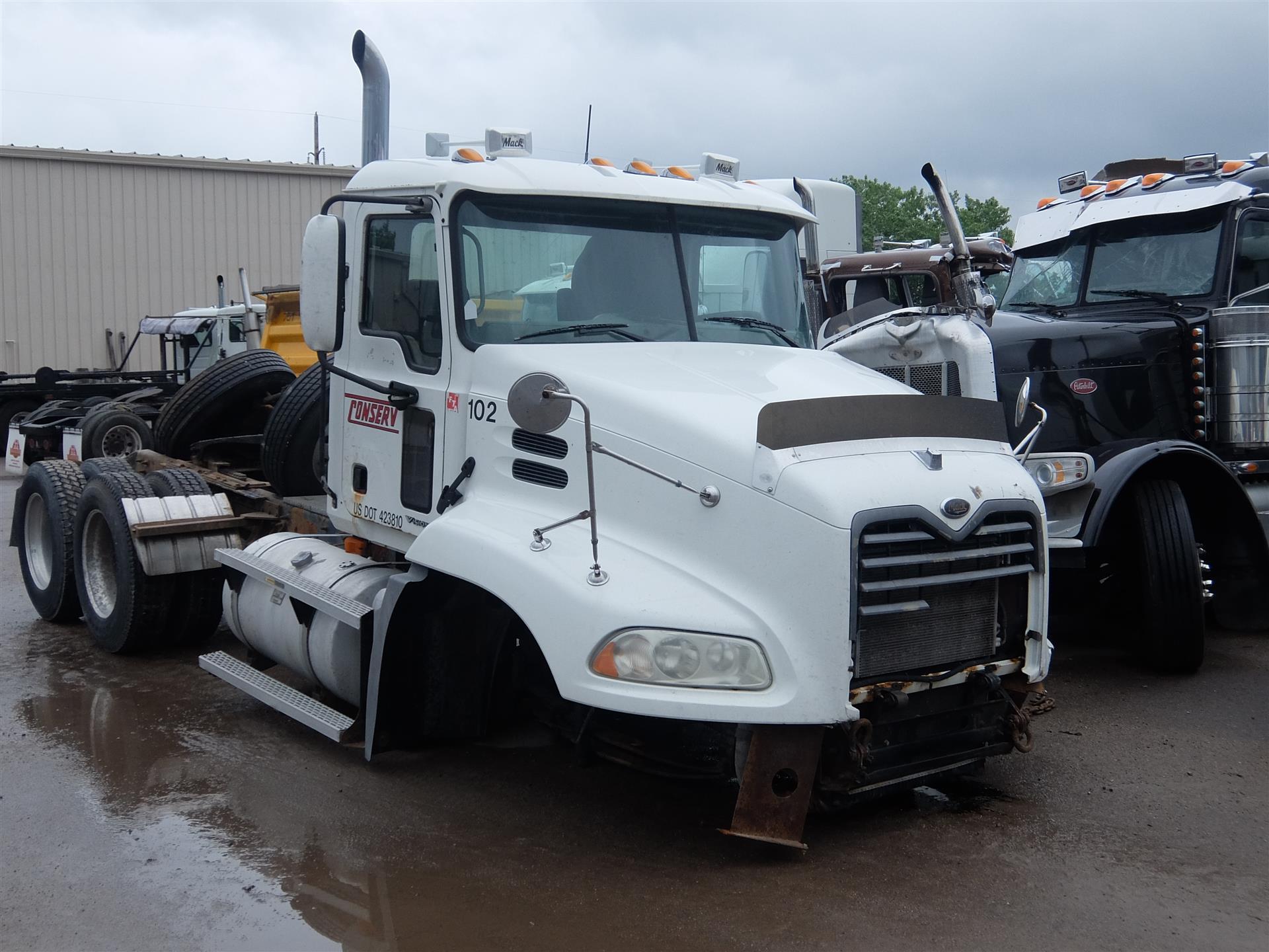 2004 Mack cx613 for sale-59085175