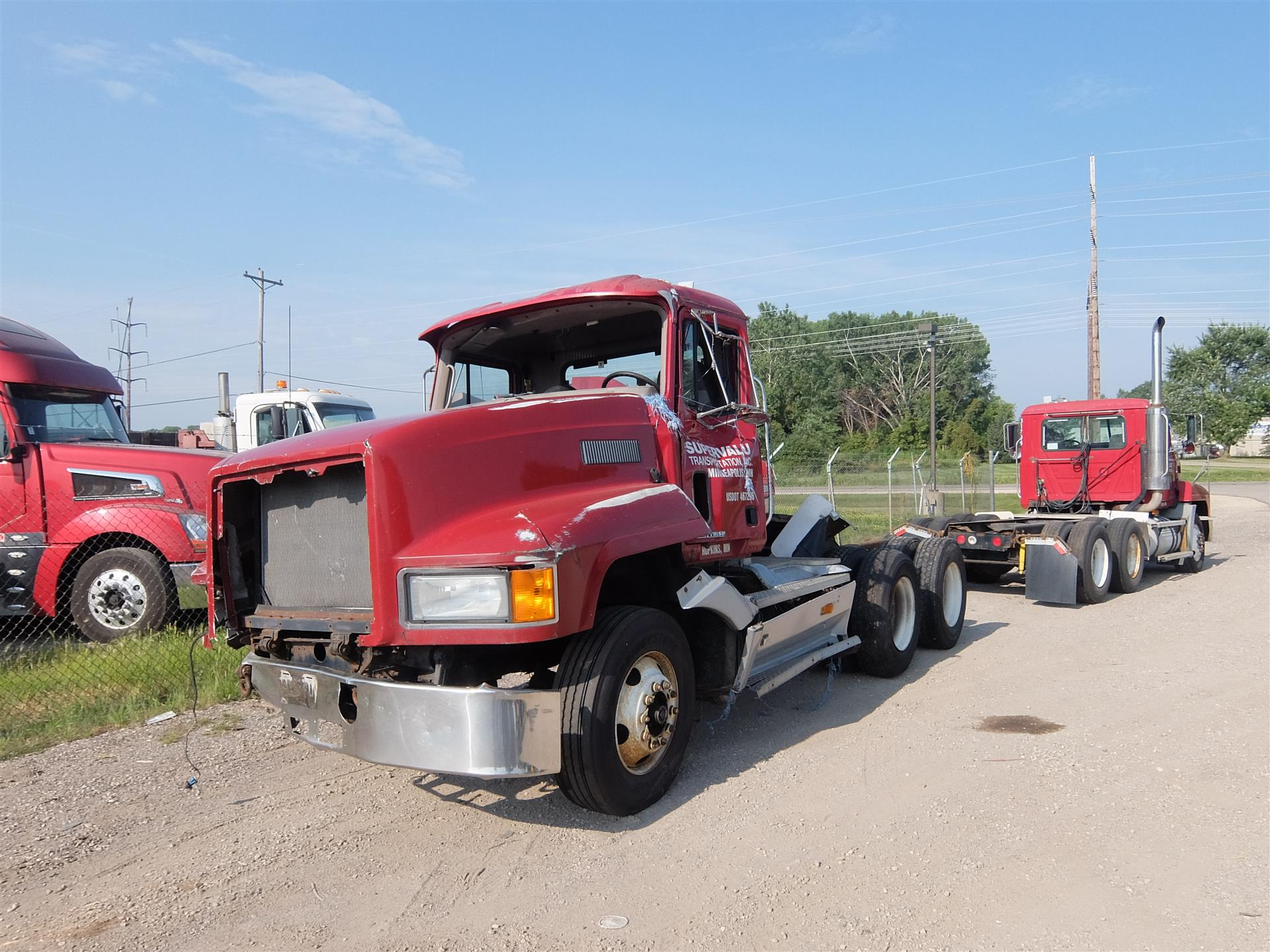 2001 Mack CH 613 for sale-59085179