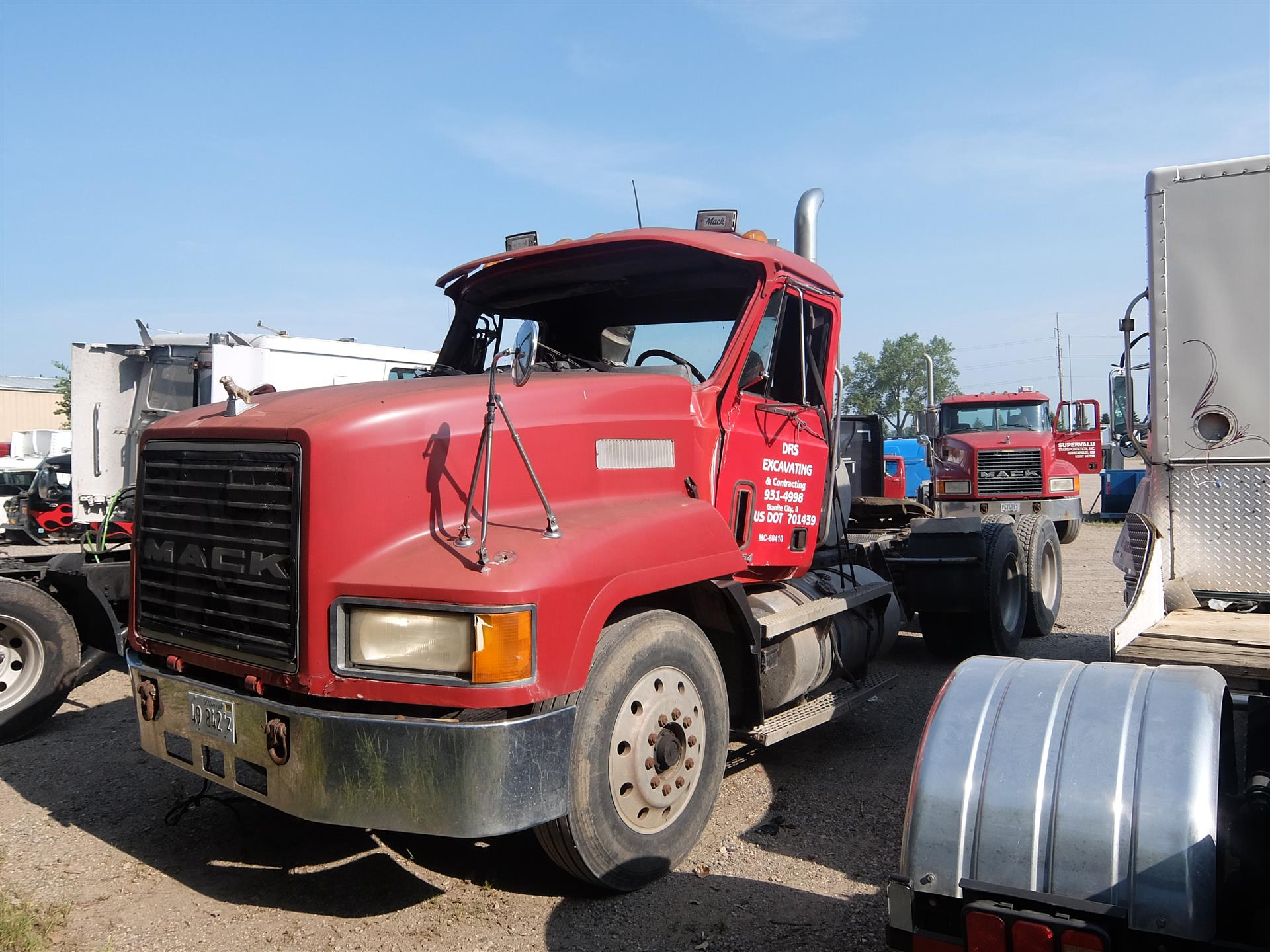 1996 Mack CH613 for sale-59108758