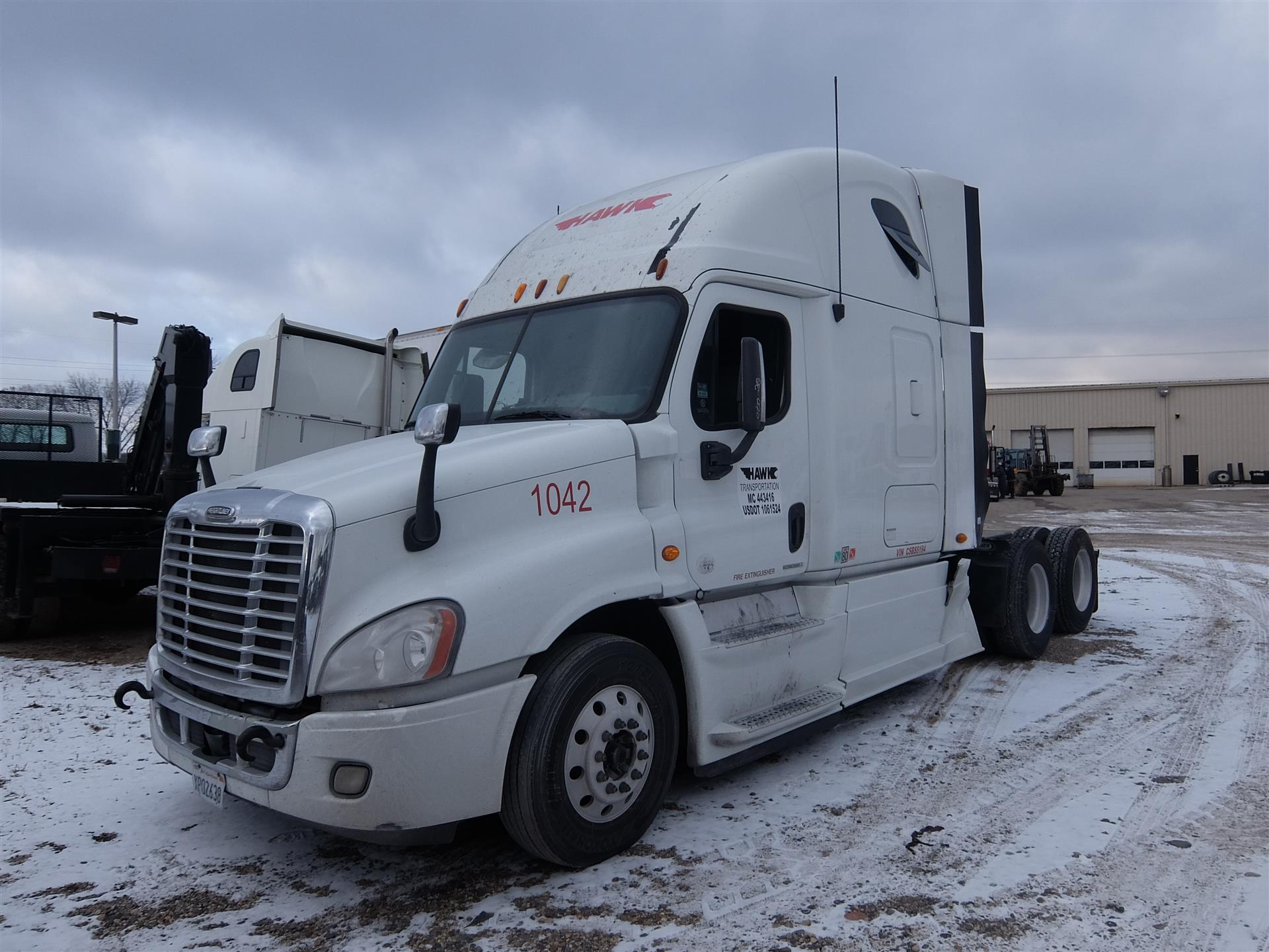 2012 Freightliner Cascadia for sale-59085347