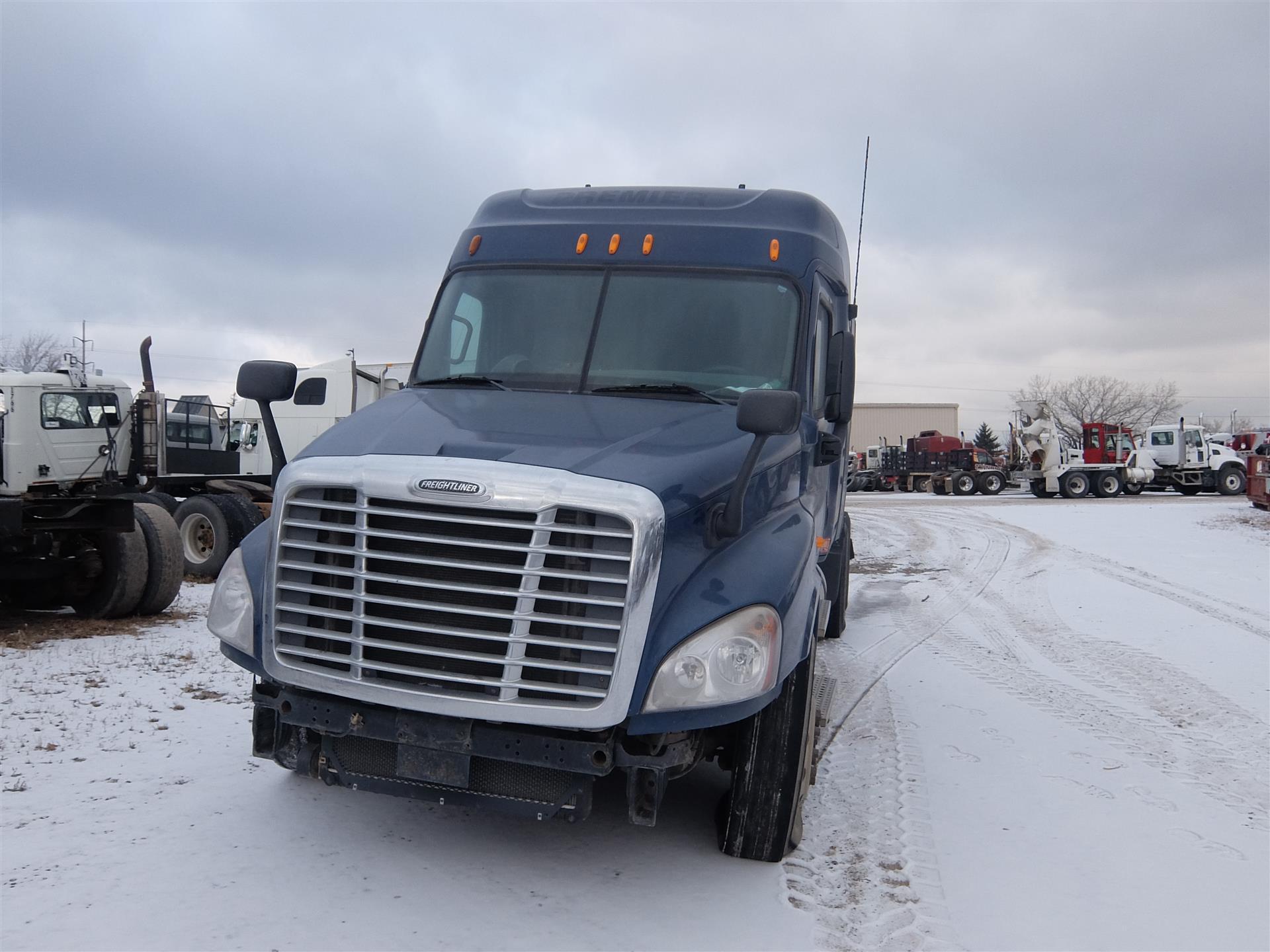 2011 Freightliner Cascadia for sale-59108894