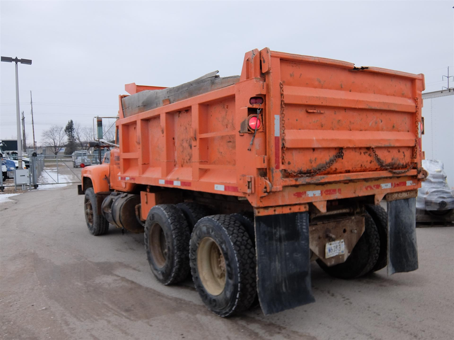 1989 Mack rd690s for sale-59085378