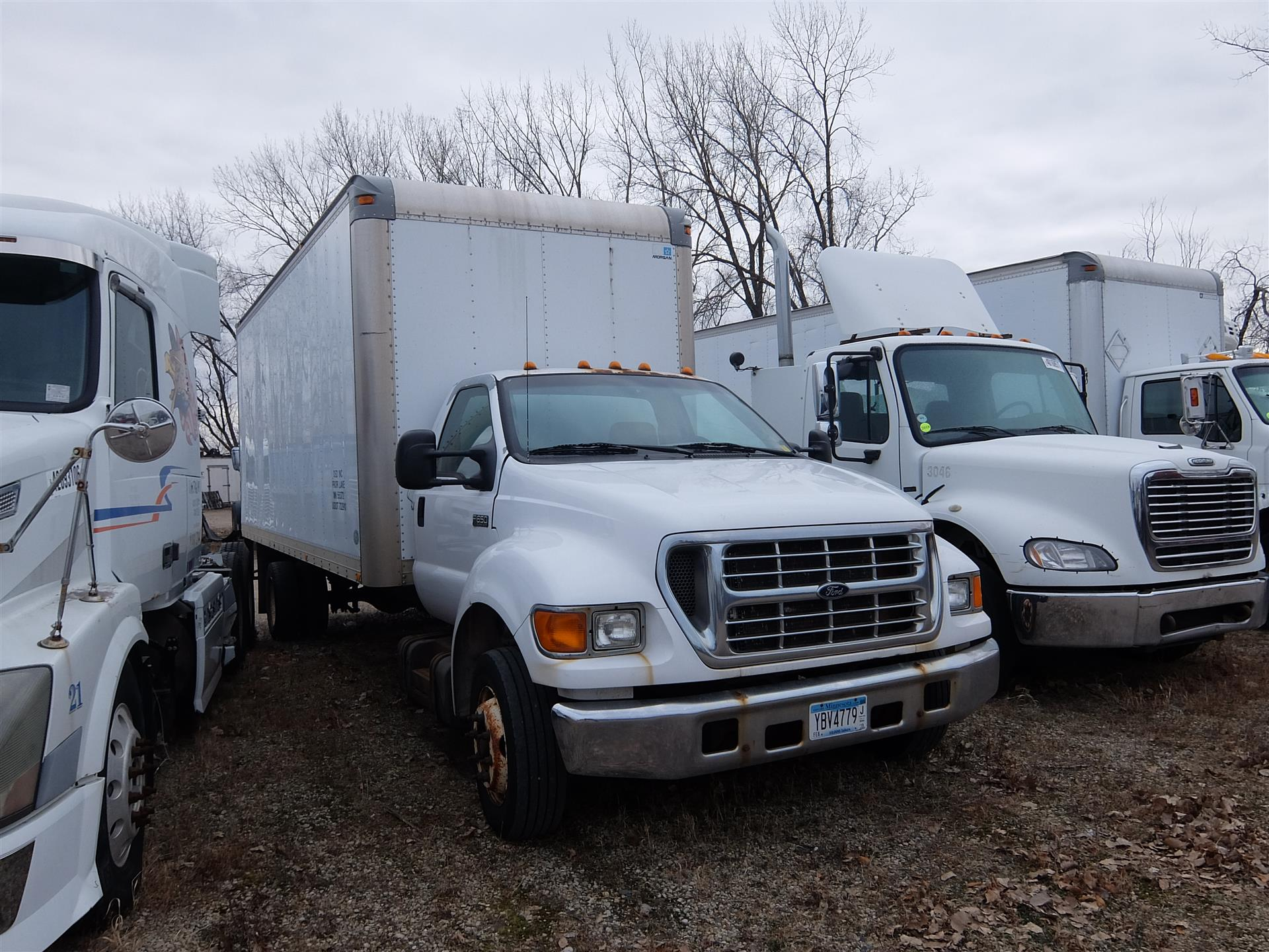 2003 Ford F650 for sale-59108979