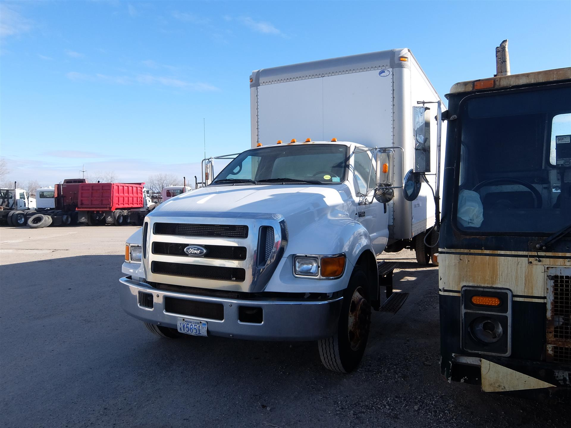 2004 Ford F650 for sale-59085454
