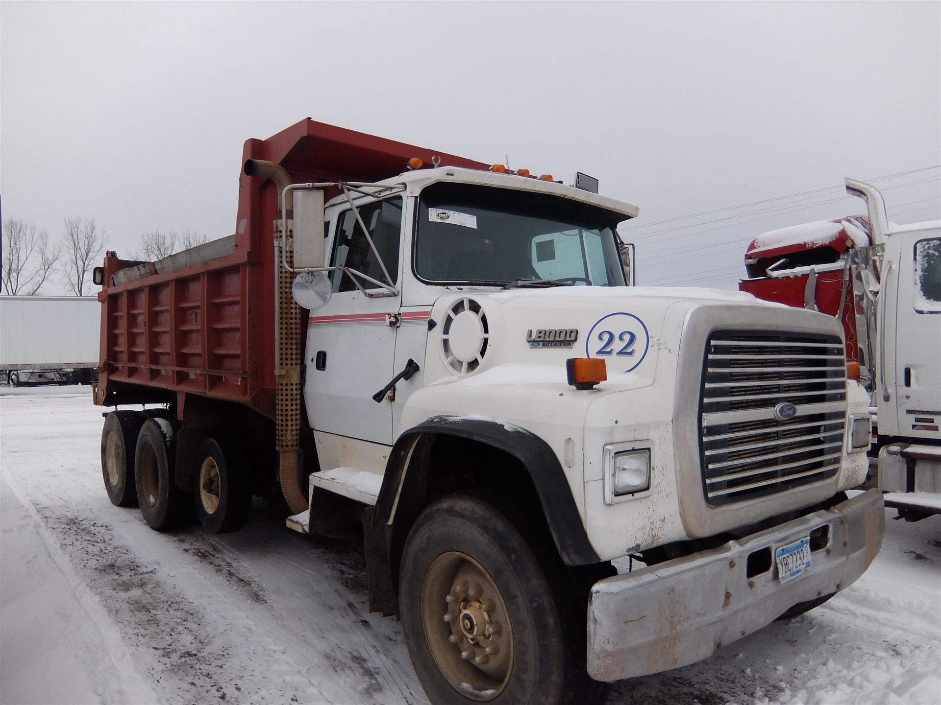1993 Ford L8000 for sale-59087844