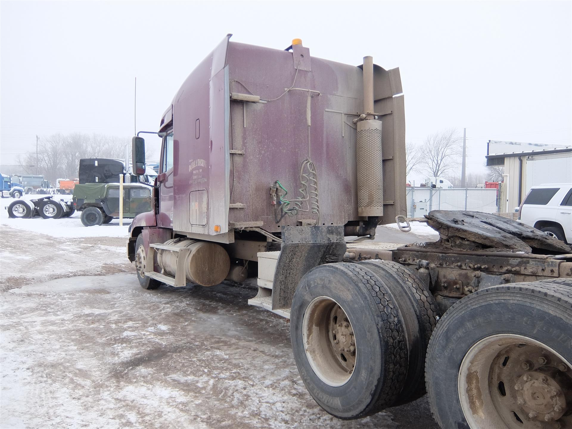 2001 Freightliner Century Class for sale-59109082
