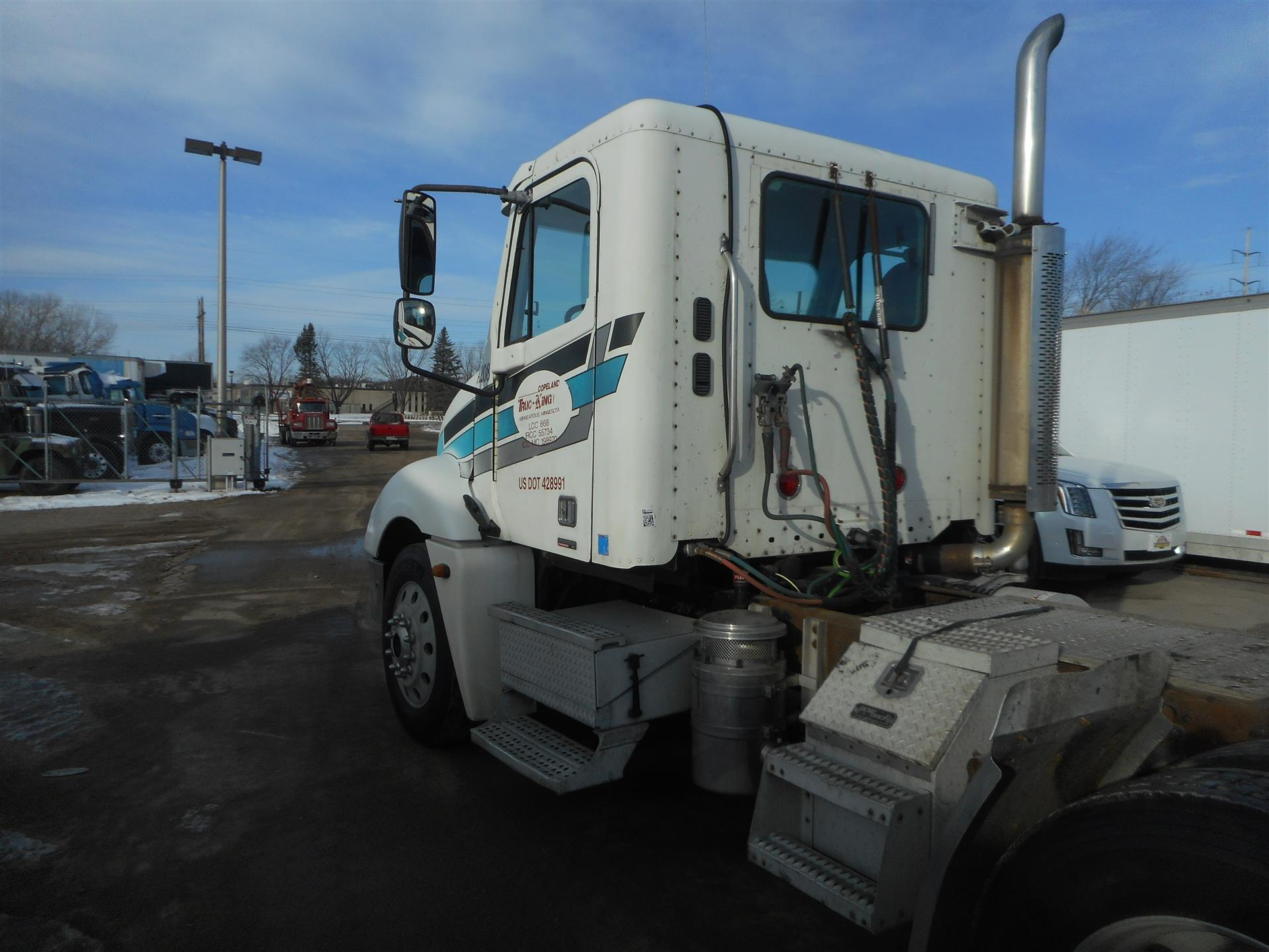 2005 Freightliner Columbia for sale-59109120