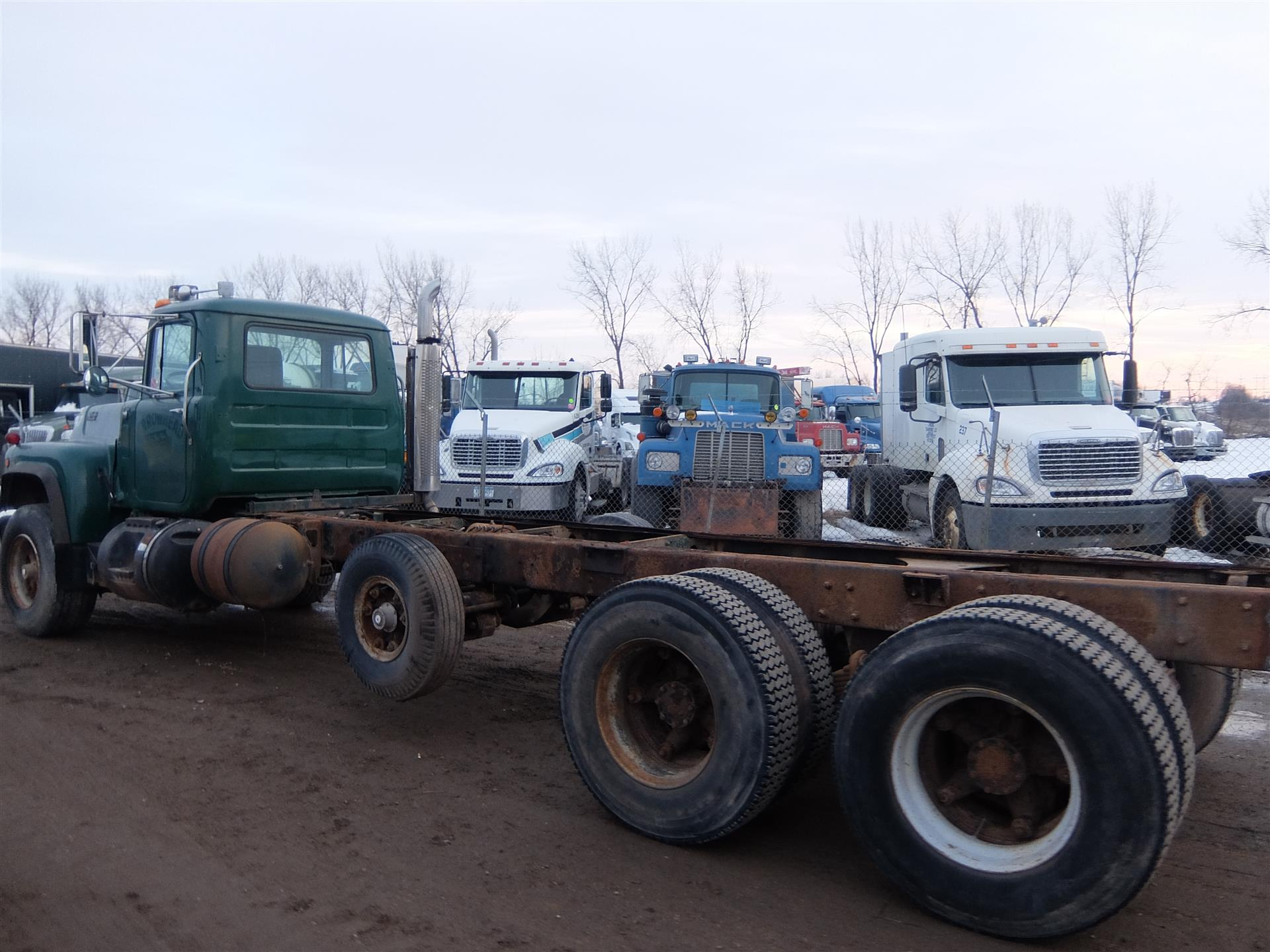 1982 Mack r690st for sale-59109123