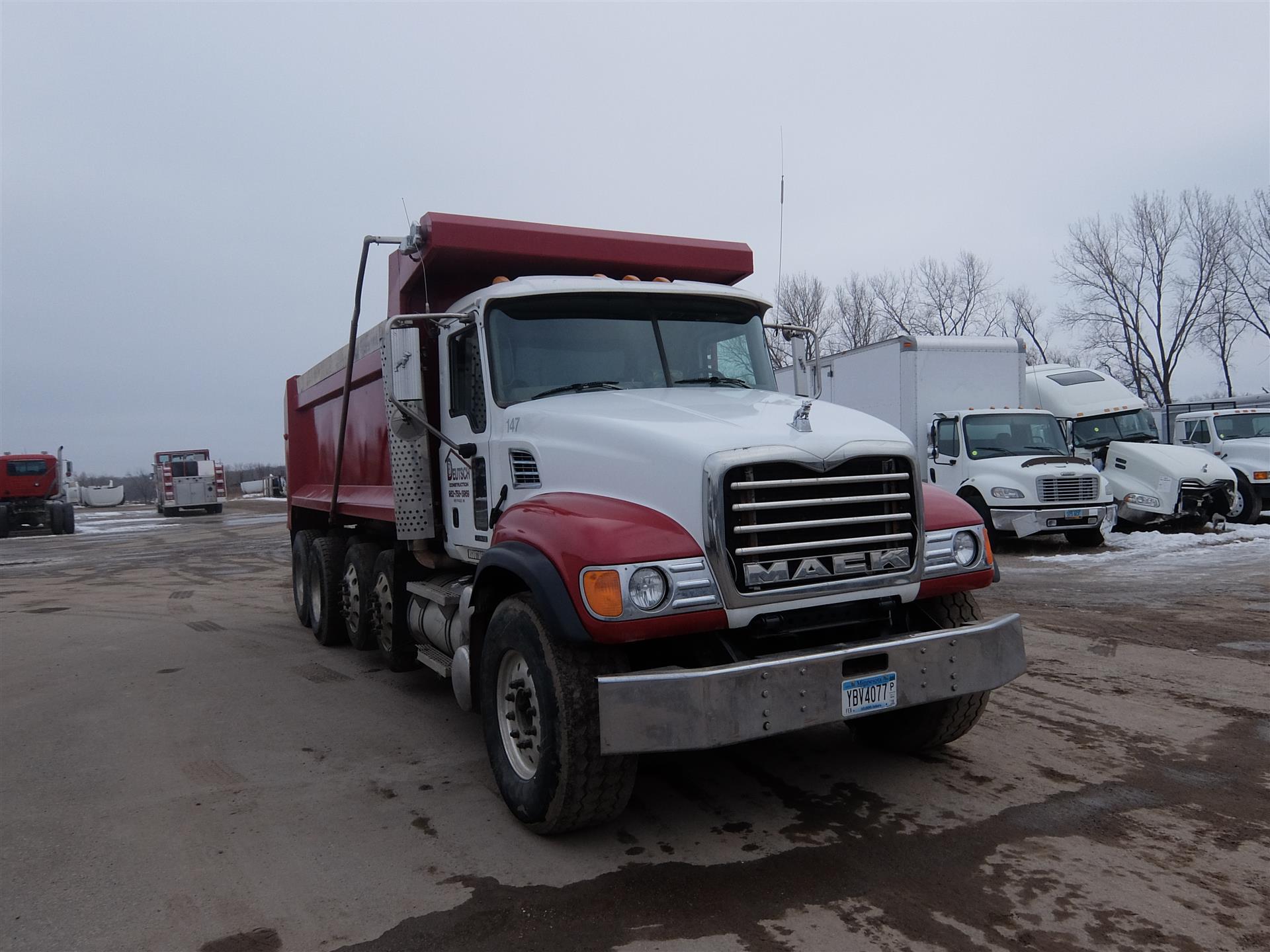 2005 Mack cv713 for sale-59109198