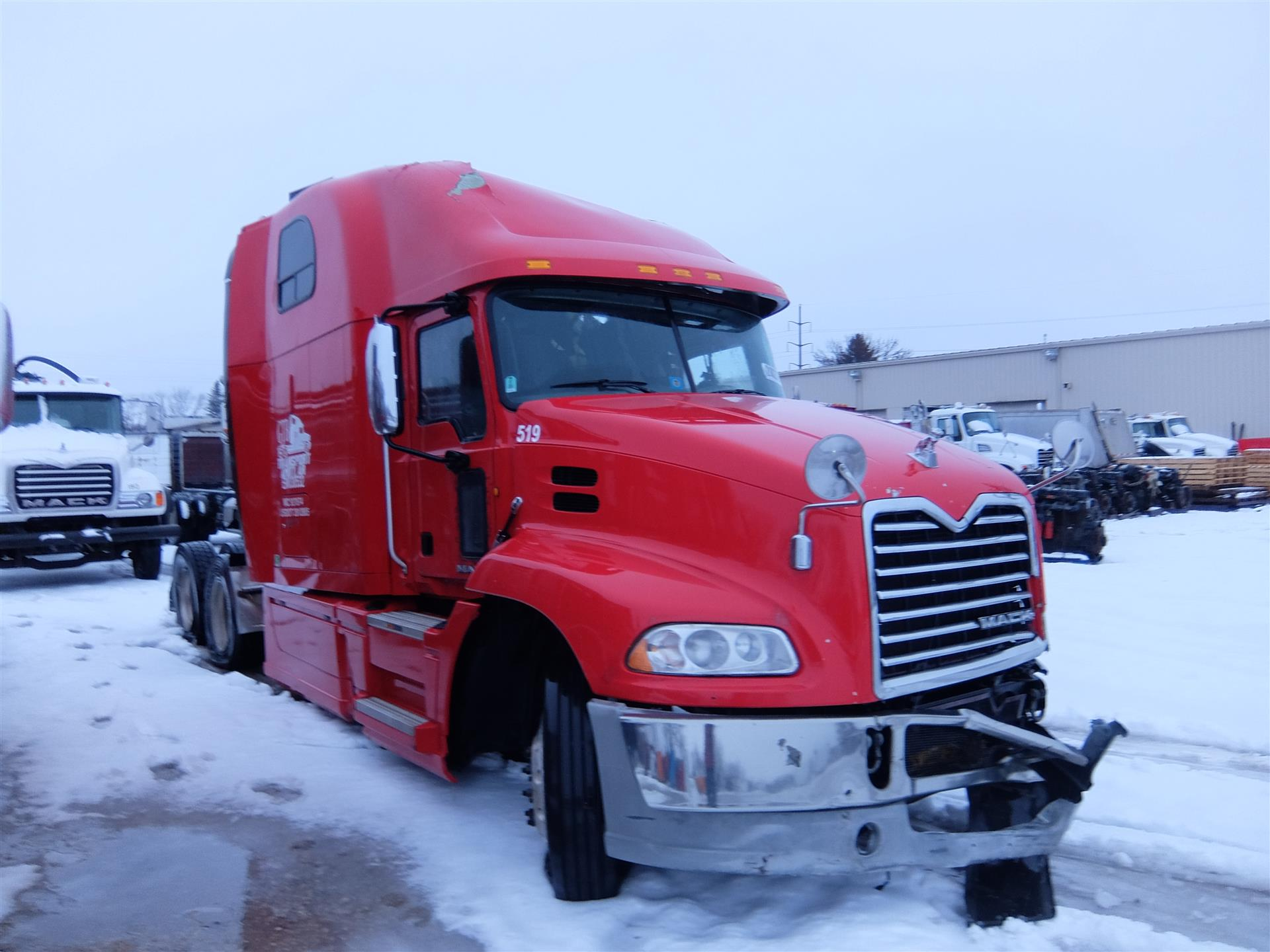 2014 Mack CXU613 for sale-59109221