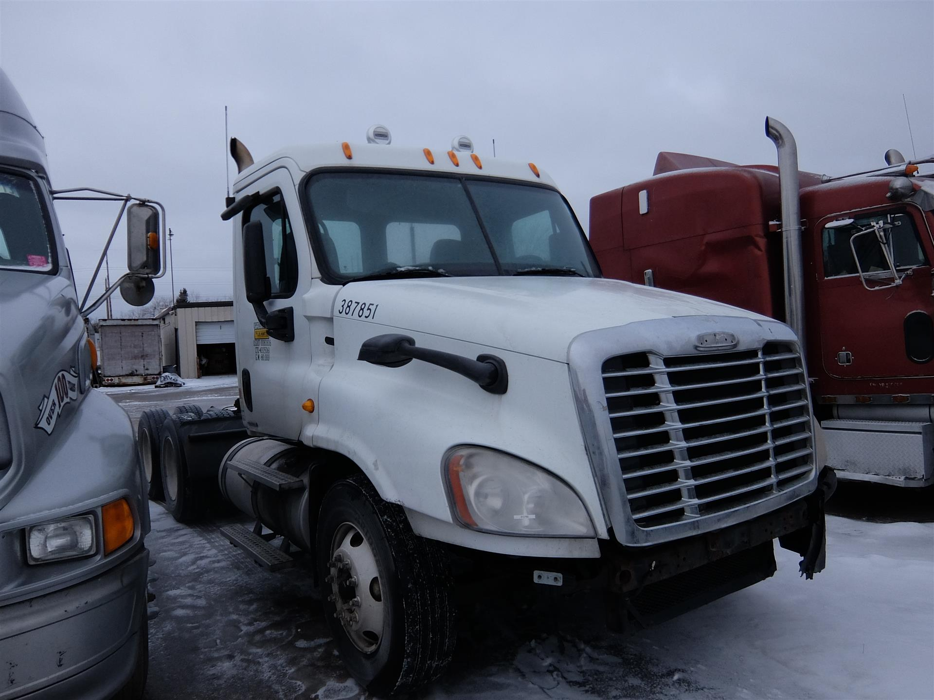 2009 Freightliner Cascadia for sale-59109238