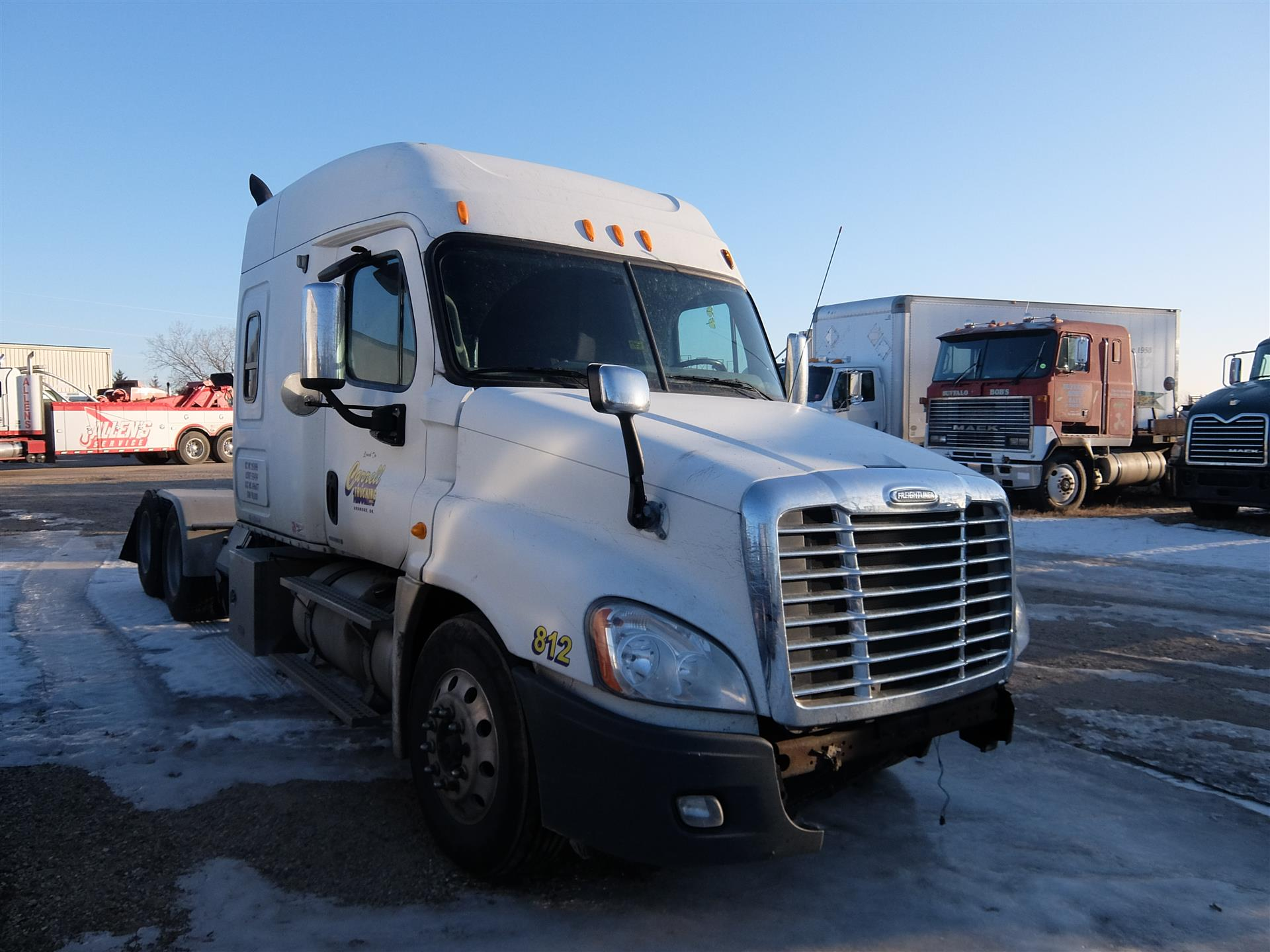 2009 Freightliner Cascadia for sale-59110918