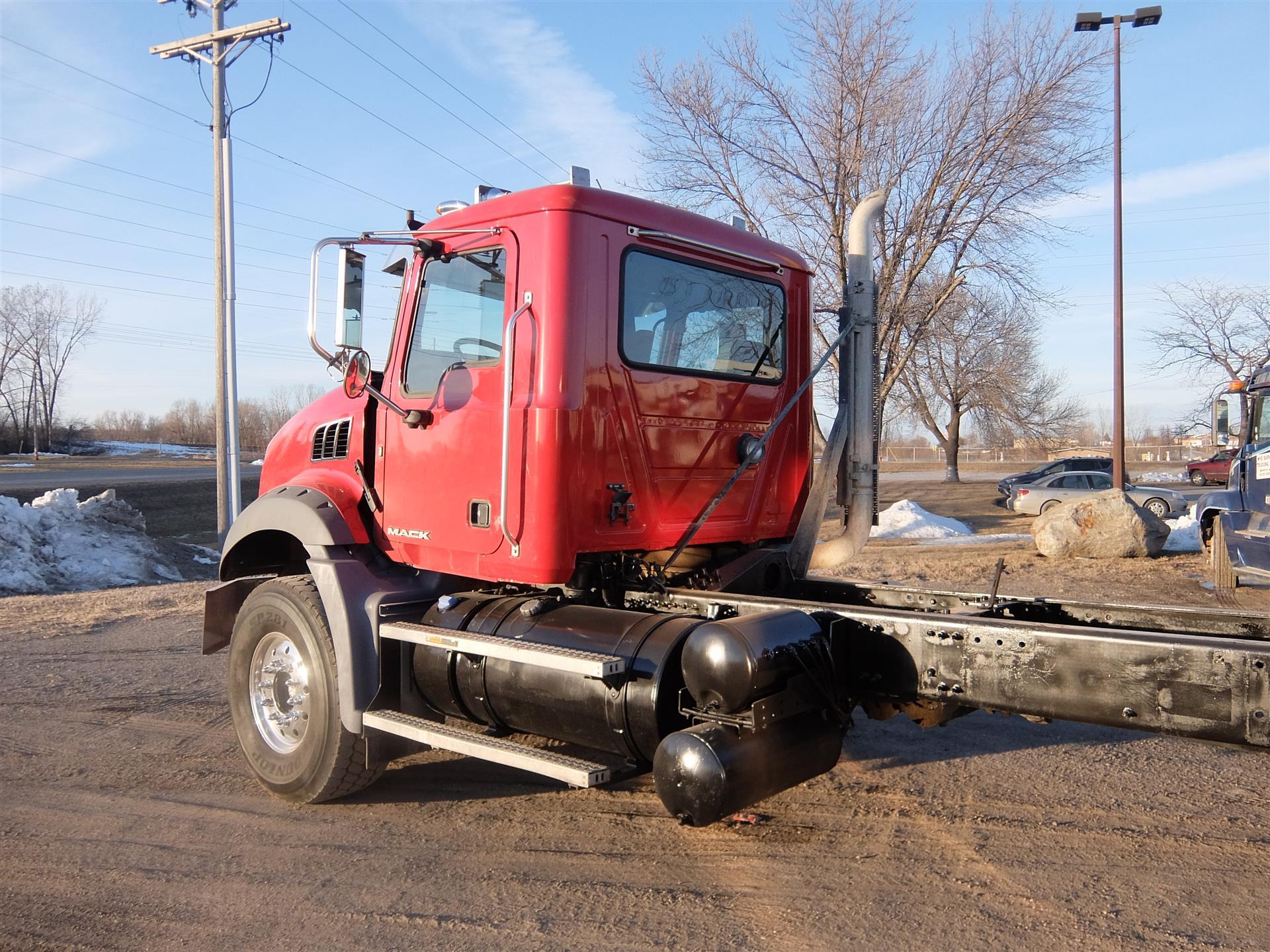 2014 Mack GU813 for sale-59110994