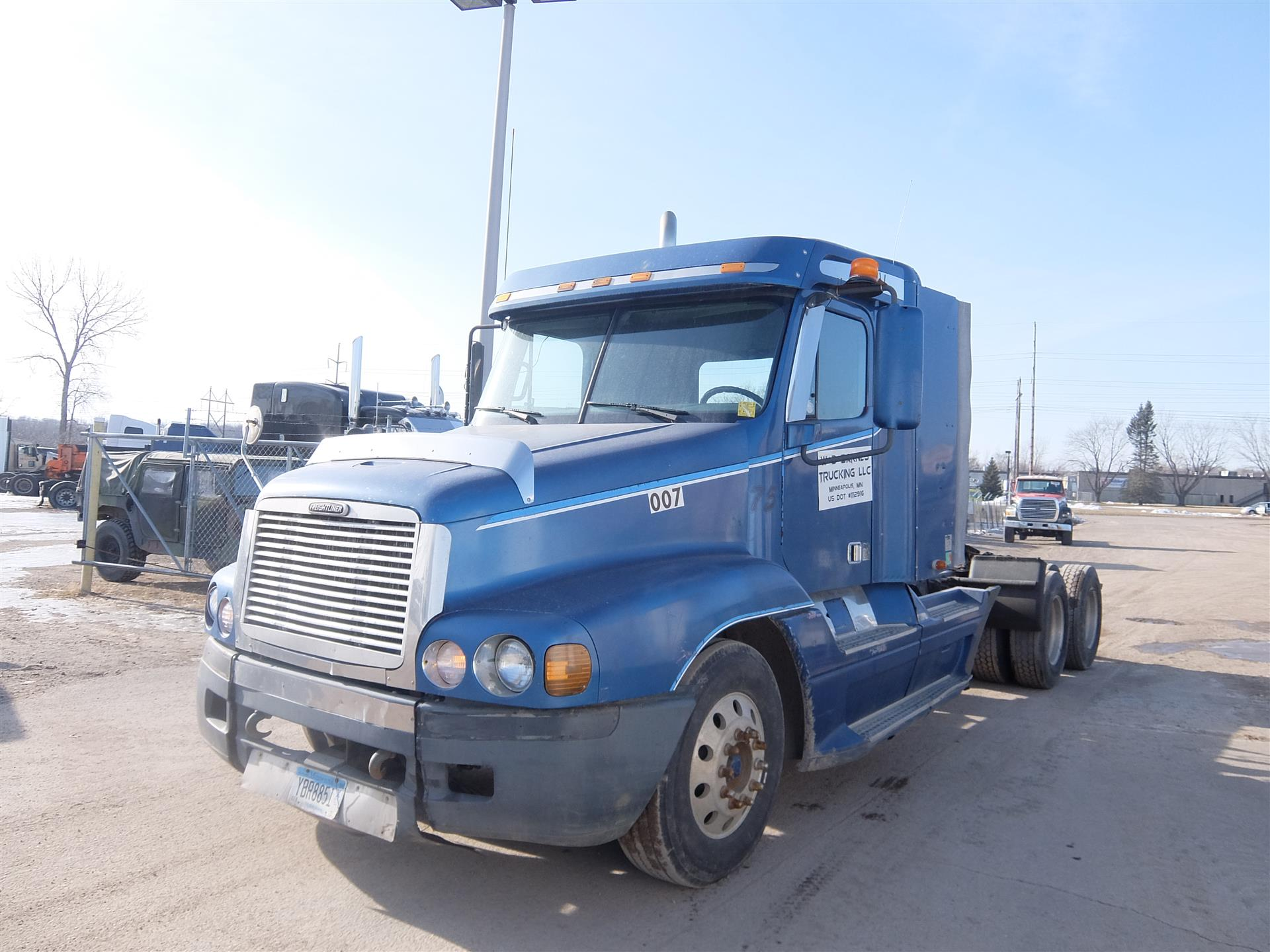 2000 Freightliner Columbia for sale-59111050