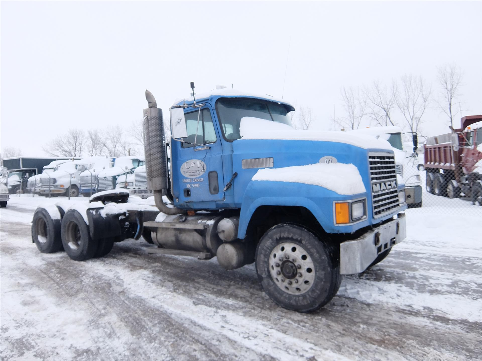1998 Mack CH613 for sale-59139889