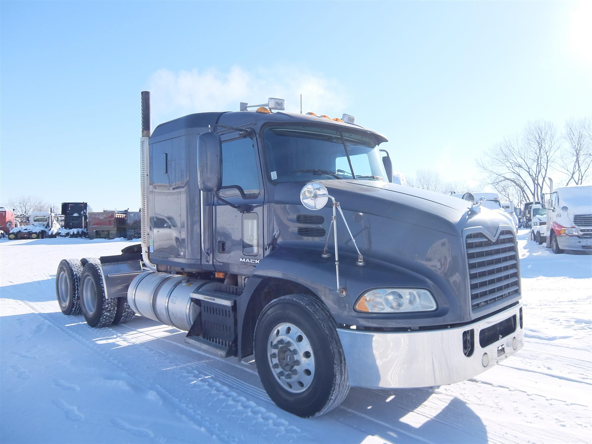 2009 Mack CXU613 for sale-59145939