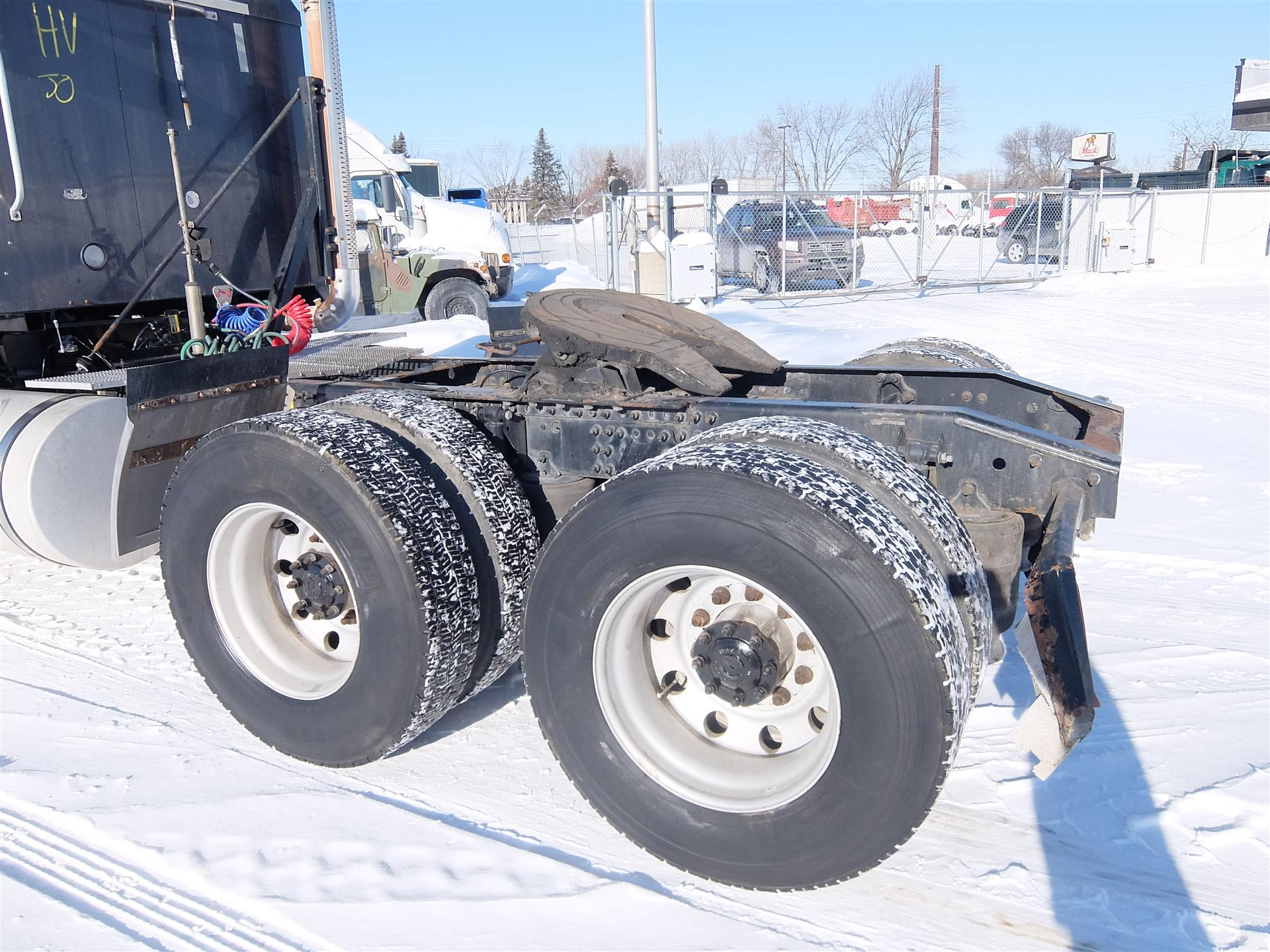 2009 Mack CXU613 for sale-59145939
