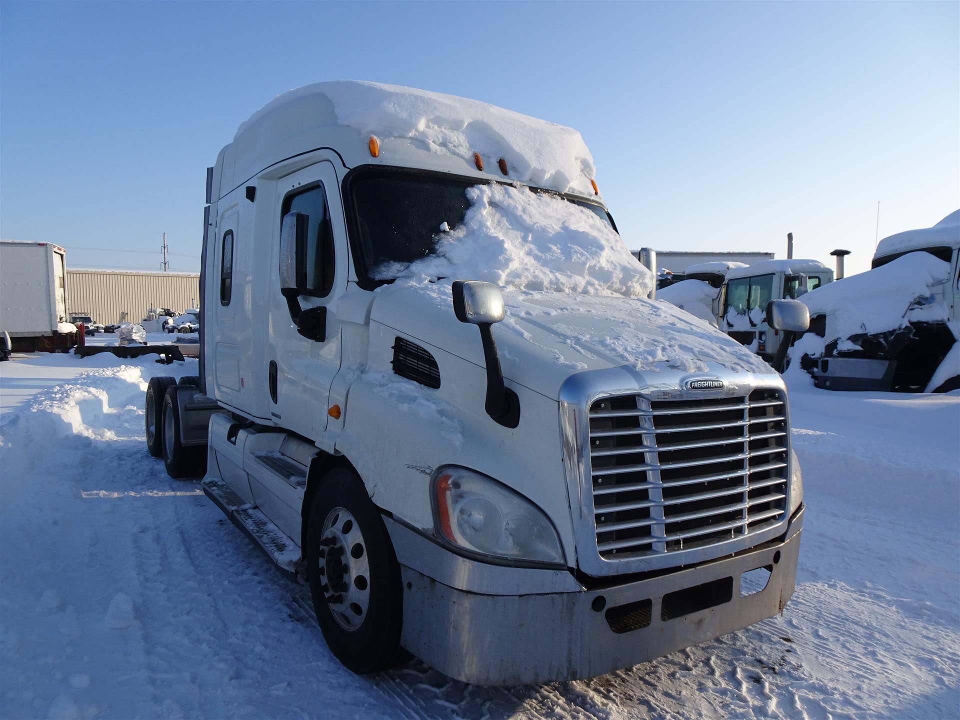 2012 Freightliner Cascadia for sale-59151970
