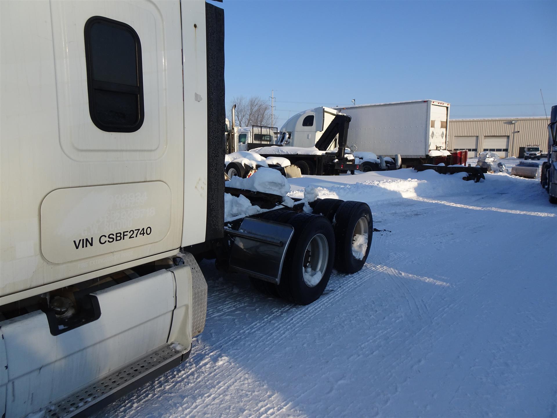 2012 Freightliner Cascadia for sale-59151970