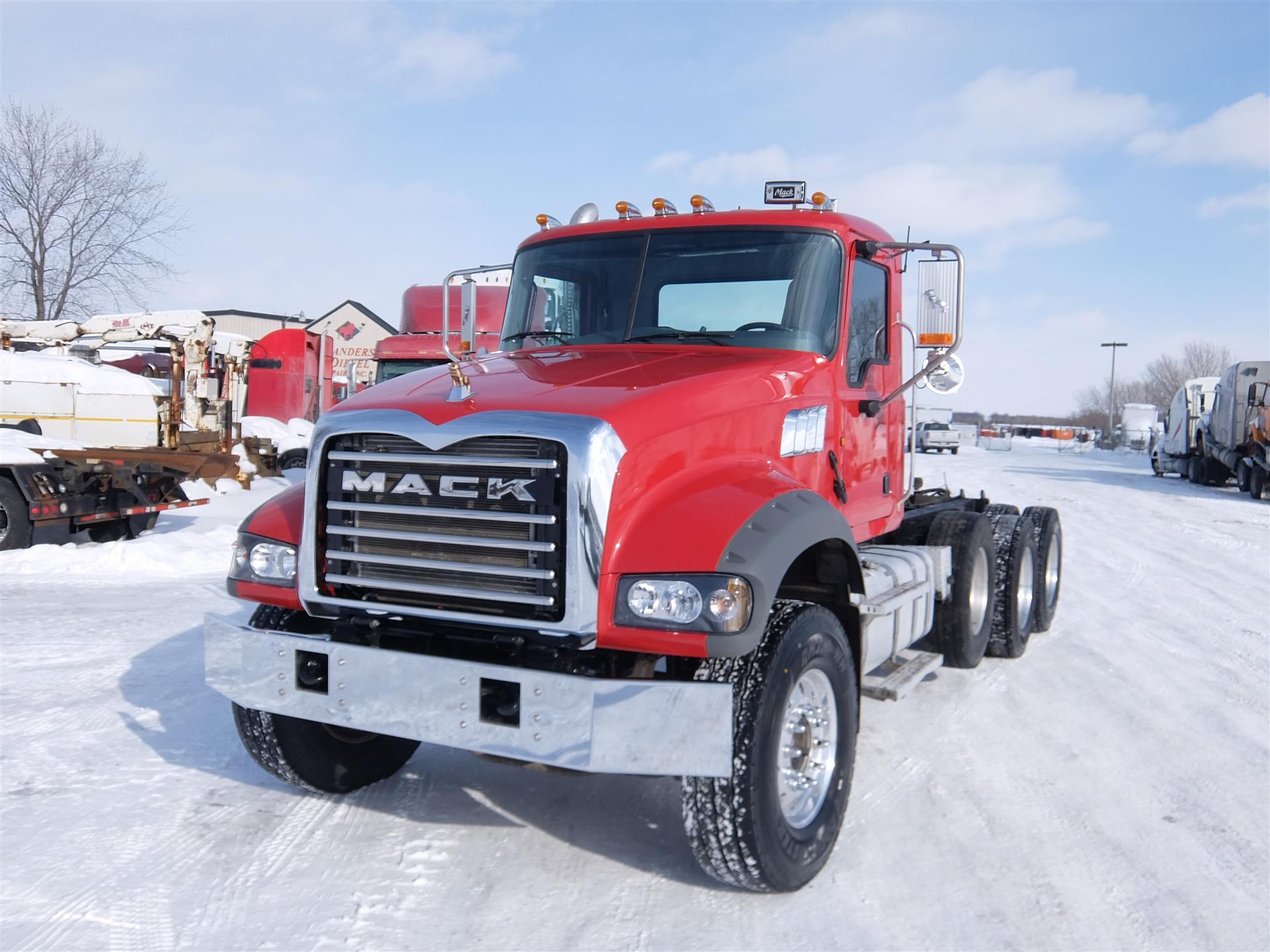 2017 Mack GU713 for sale-59163404