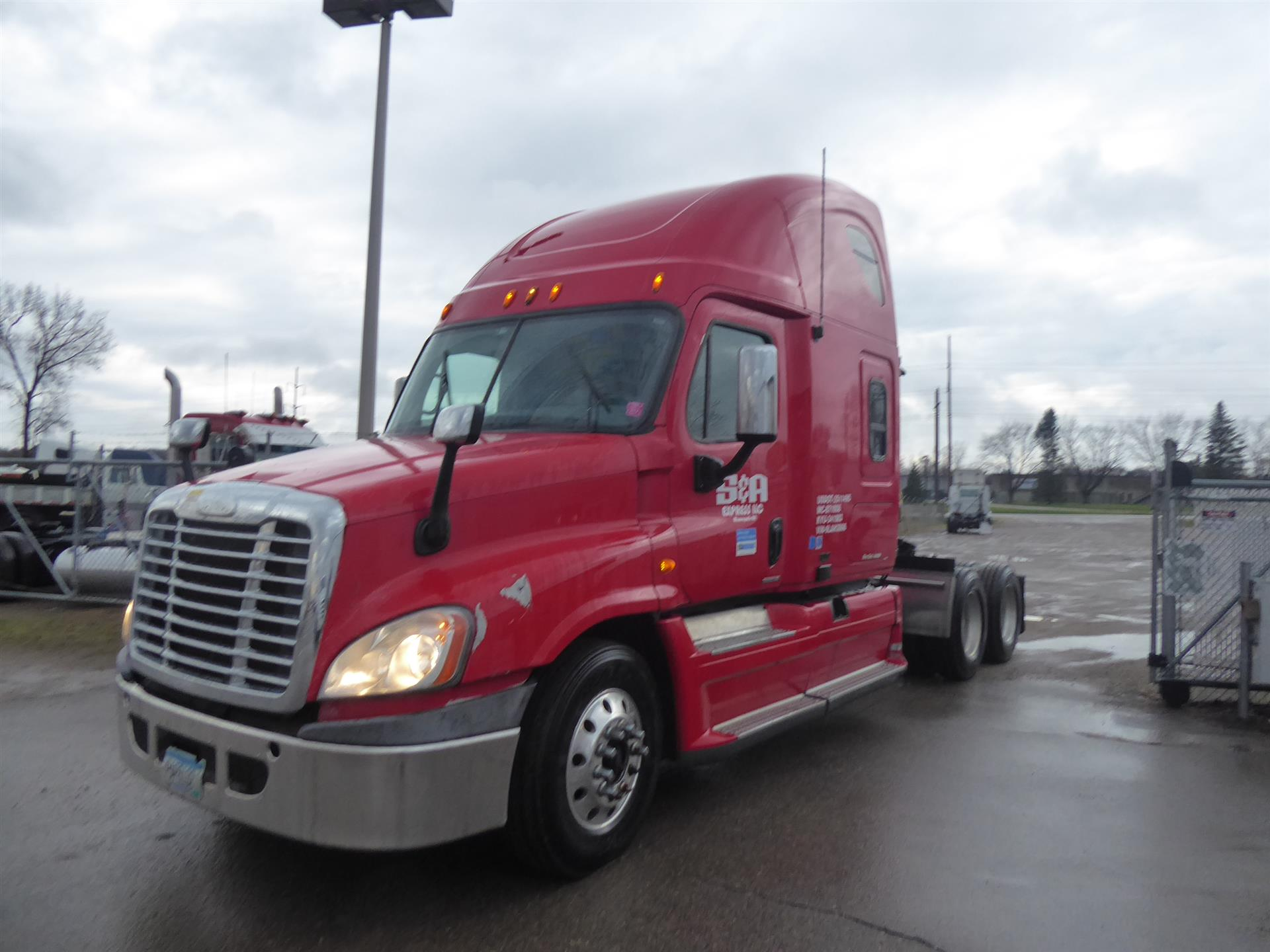 2009 Freightliner Cascadia for sale-59253457