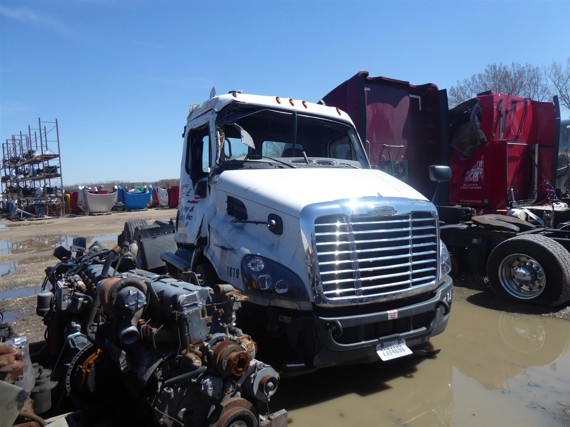 2016 Freightliner Cascadia for sale-59199700