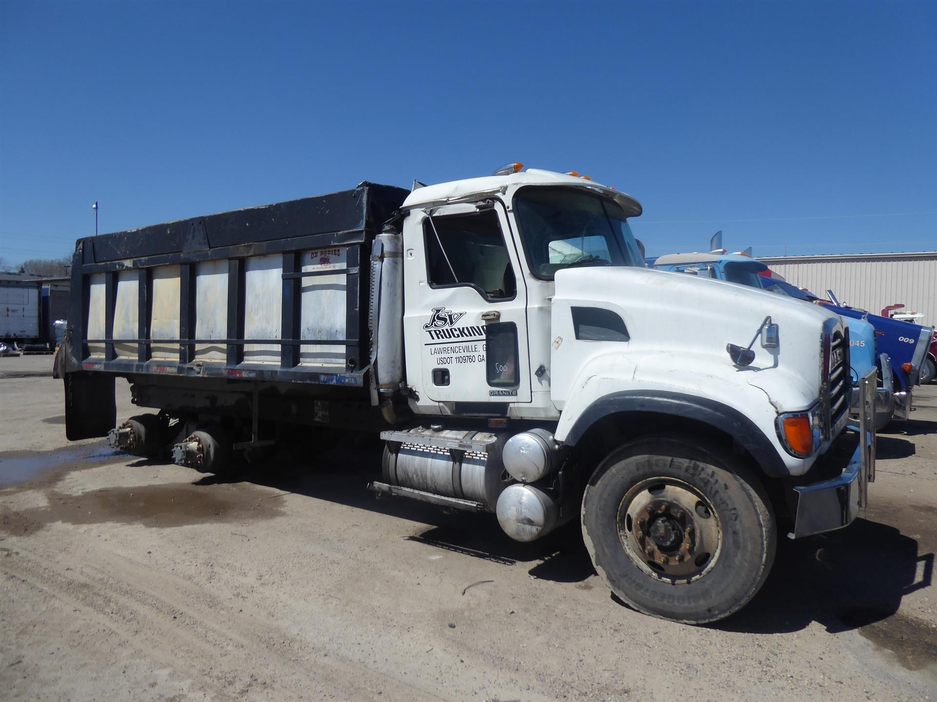 2005 Mack cv713 for sale-59199528